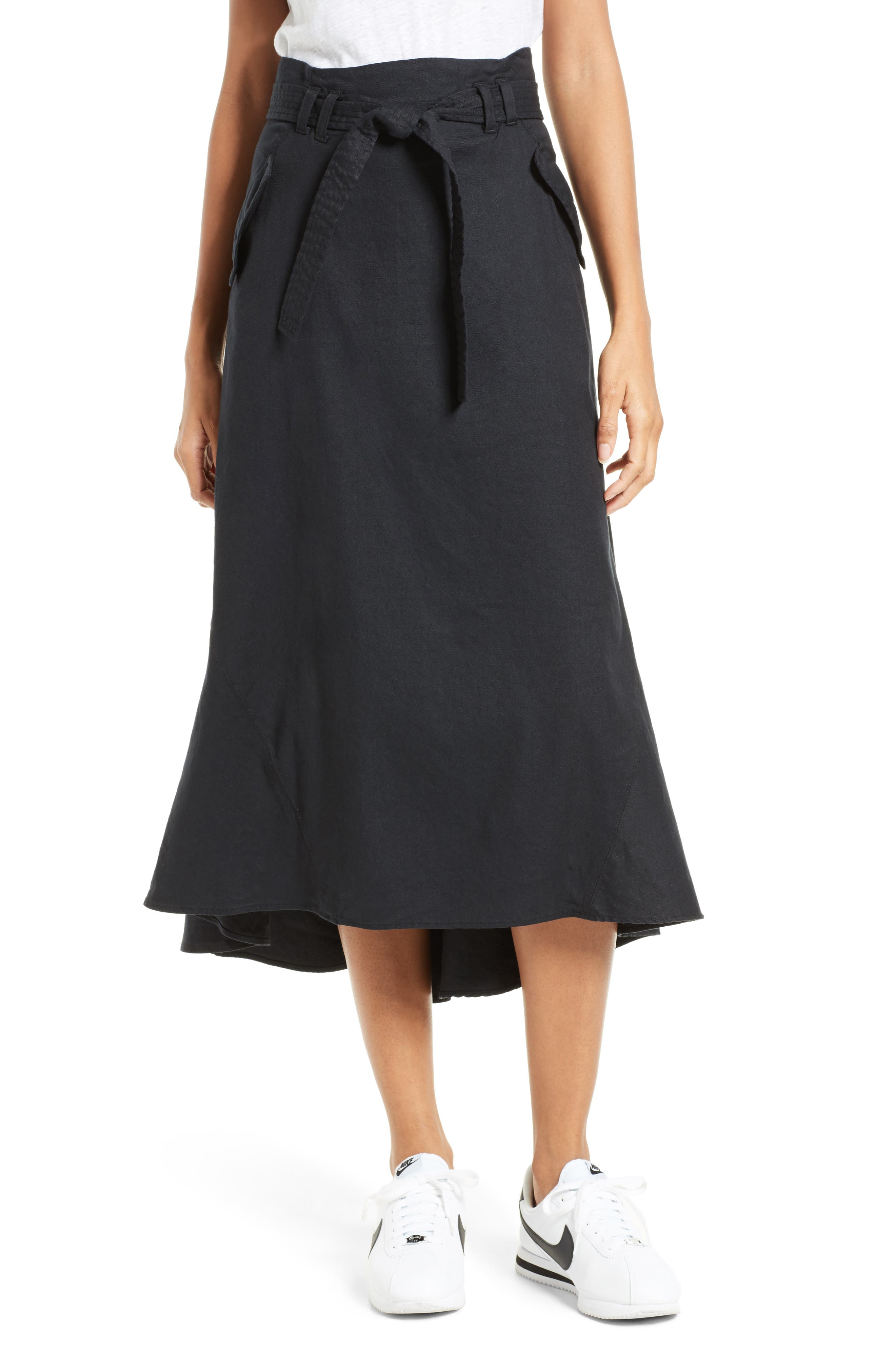 Main Image - A.L.C. Midi Skirt