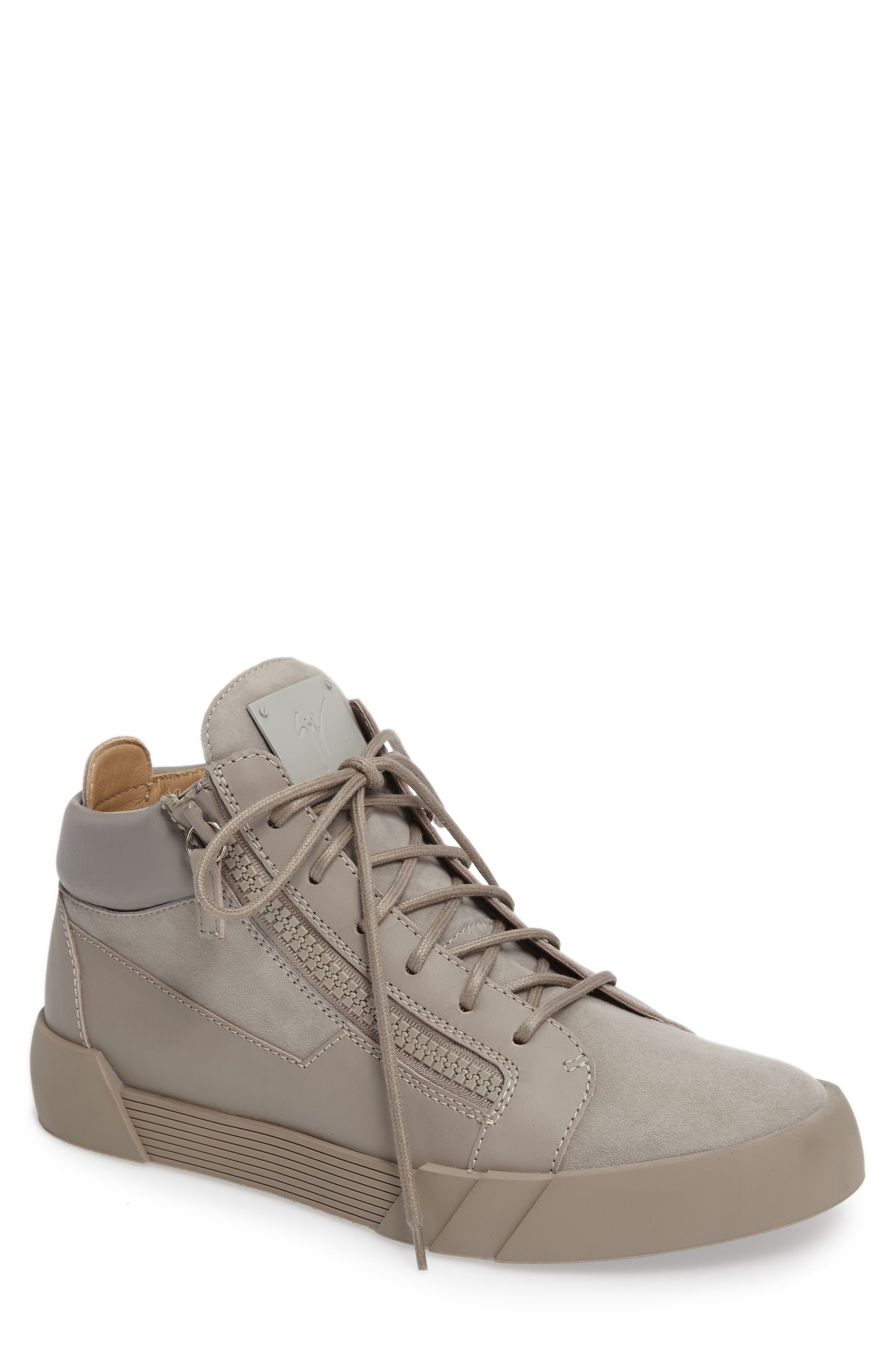 GIUSEPPE ZANOTTI Mid Sneaker