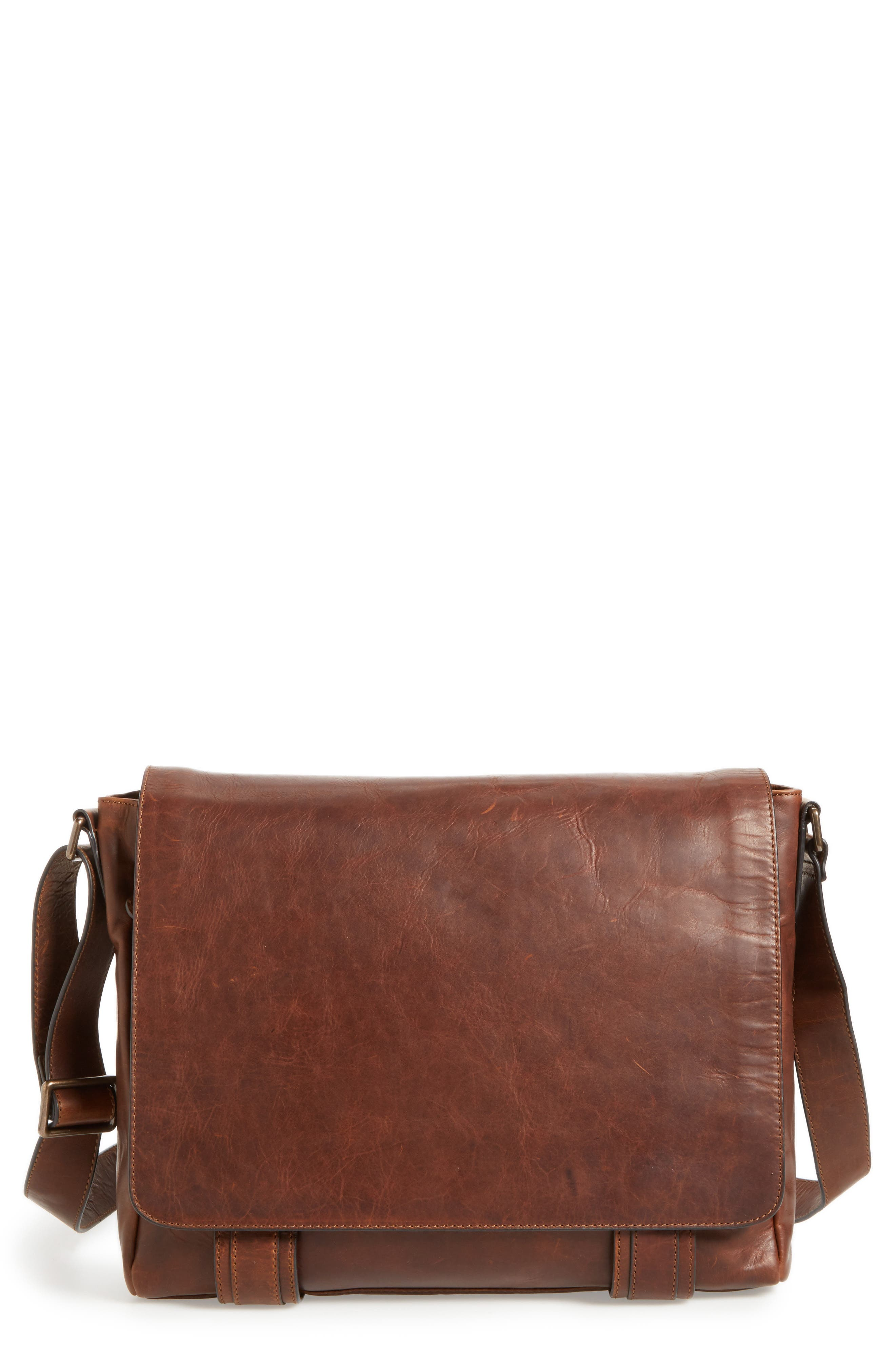 Alternate Image 1 Selected - Frye 'Logan' Messenger Bag
