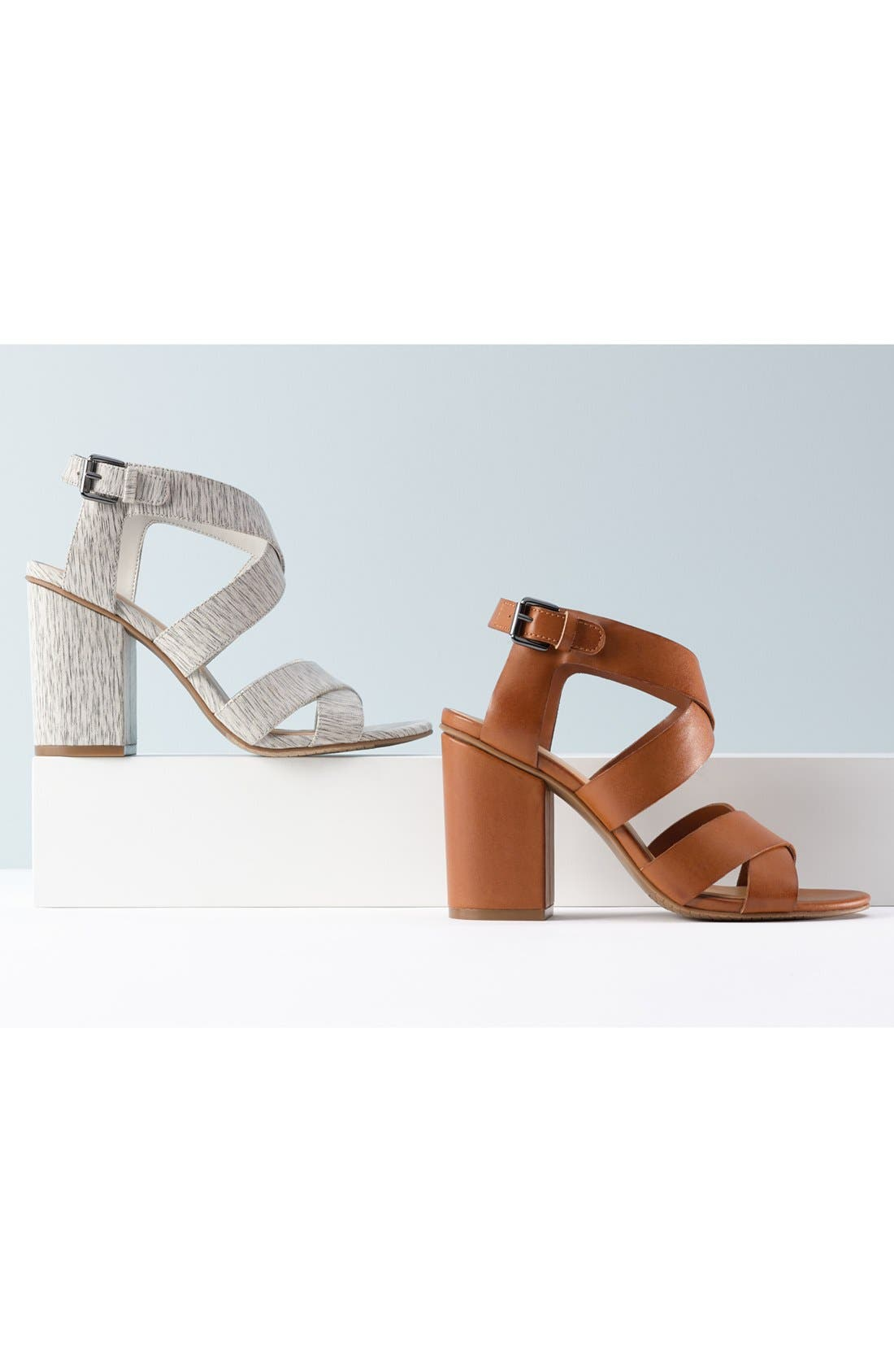 Alternate Image 5  - BP. Terry Block Heel Sandal (Women)