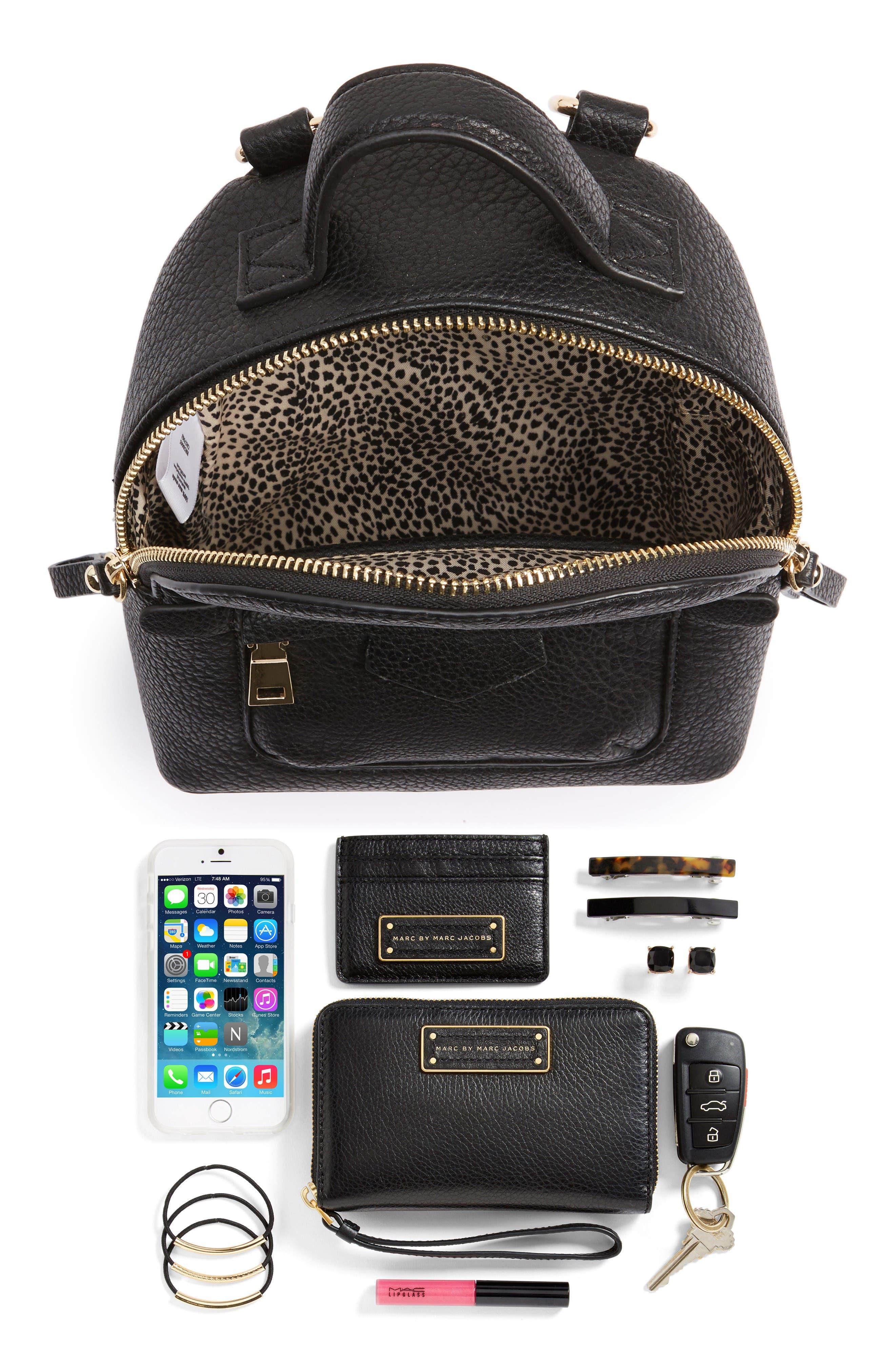 Alternate Image 7  - BP. Mini Backpack Crossbody Bag
