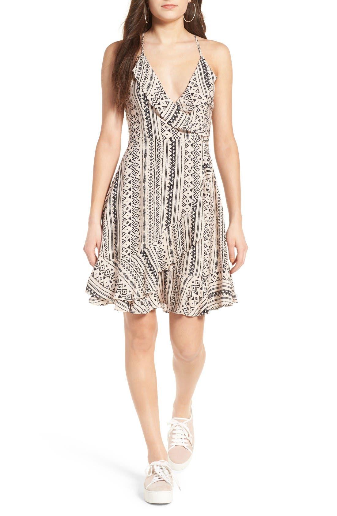 LIRA CLOTHING Wildfire Dress