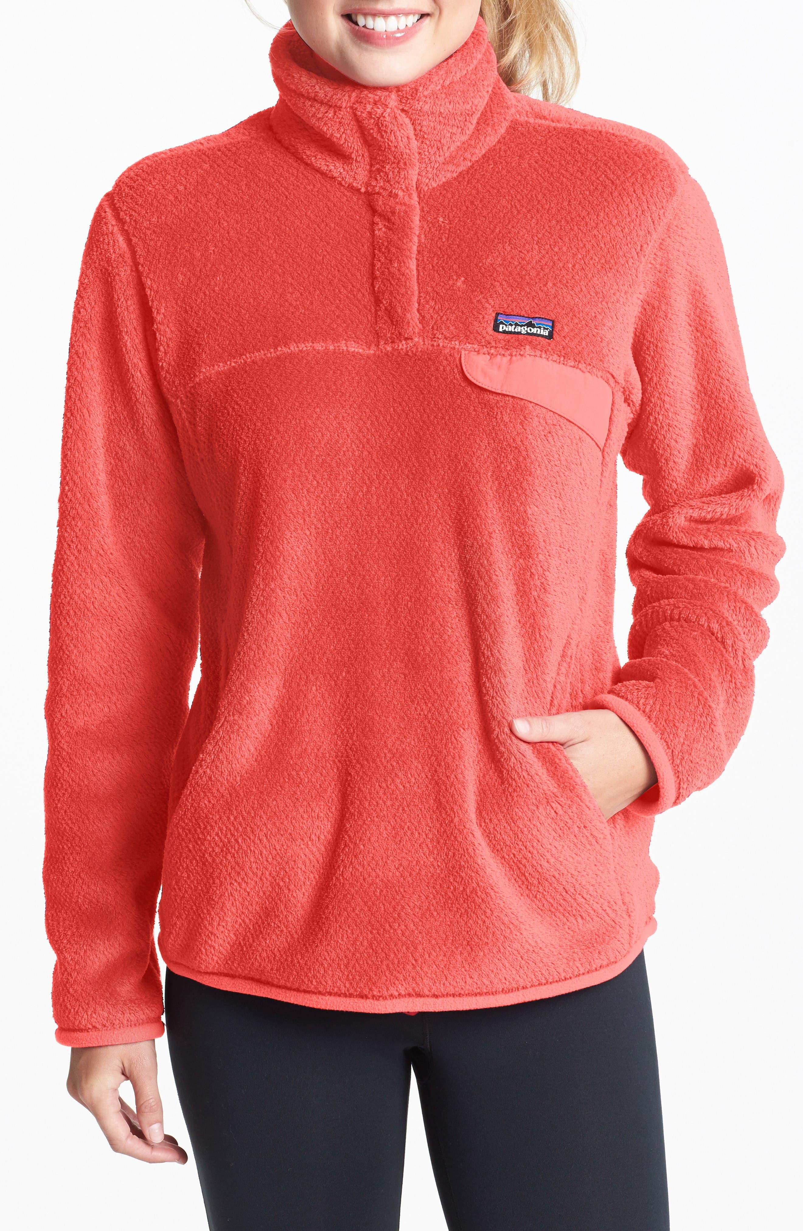 Patagonia 'Re-Tool' Snap Pullover
