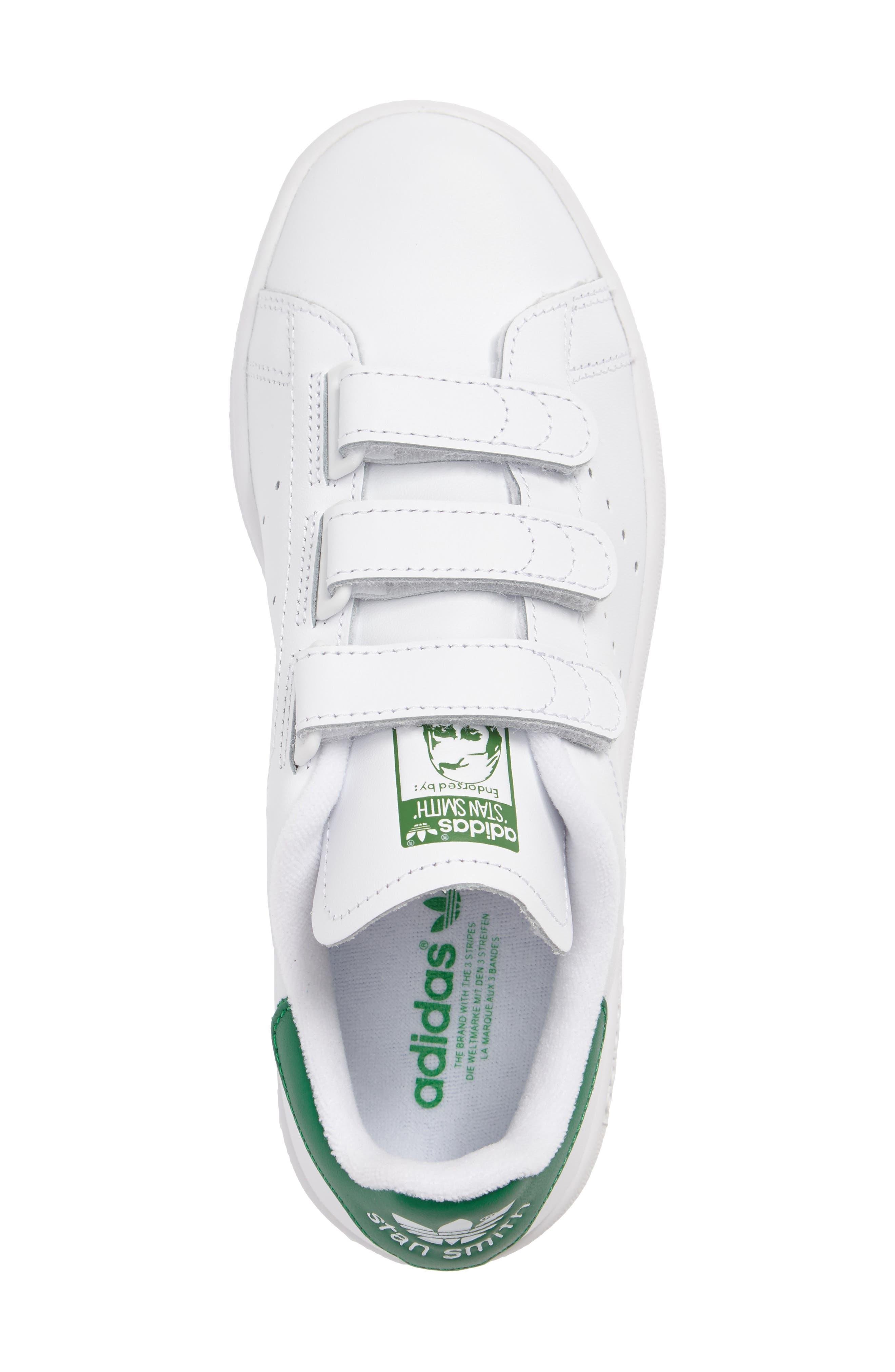 Alternate Image 3  - adidas Stan Smith CF Sneaker (Women)