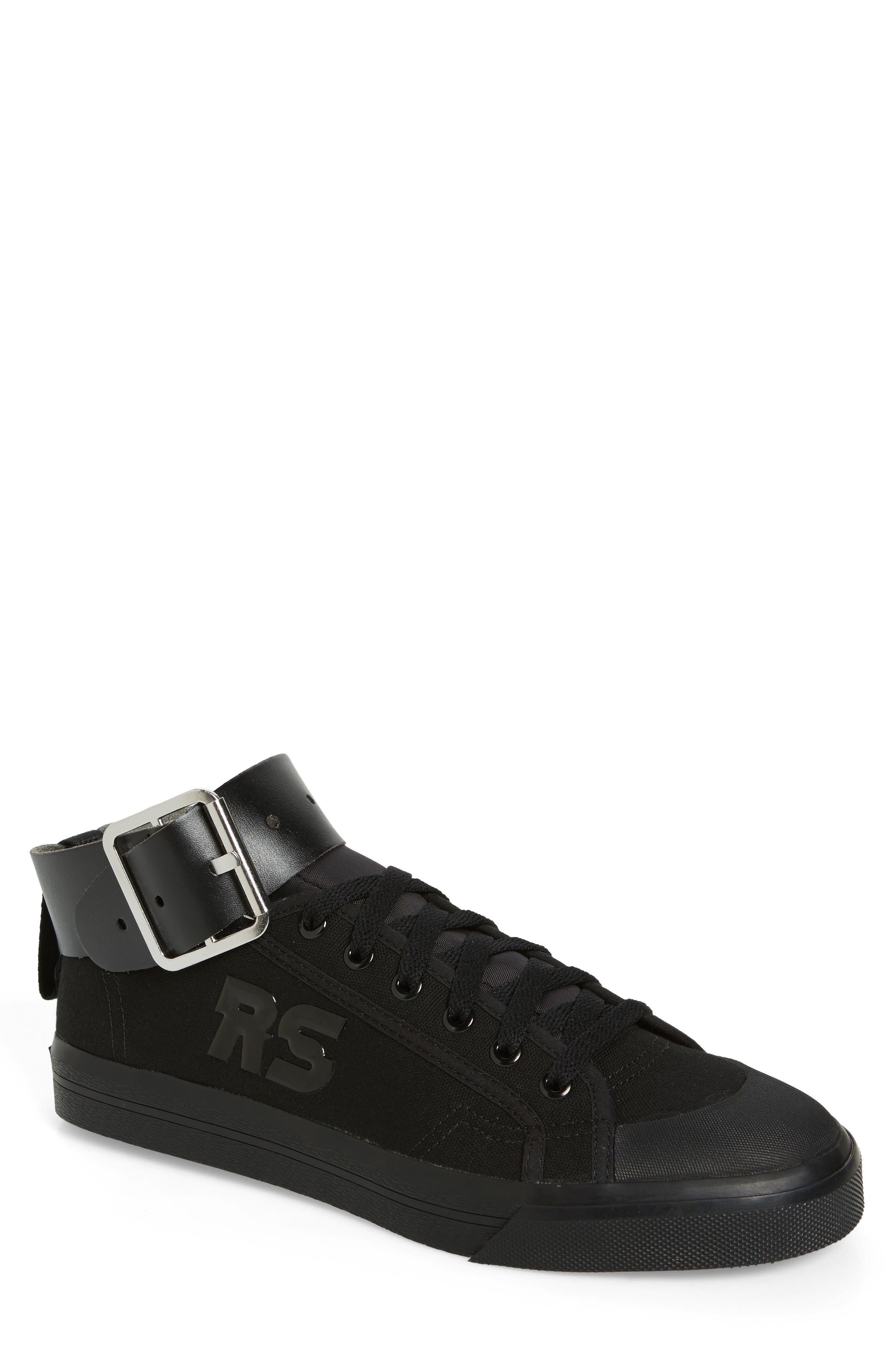 Main Image - adidas by Raf Simons Spirit Ankle Strap Sneaker (Men)