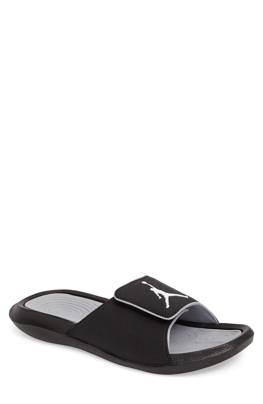 Alternate Image 1 Selected - Nike Jordan Hydro 6 Slide Sandal (Men)