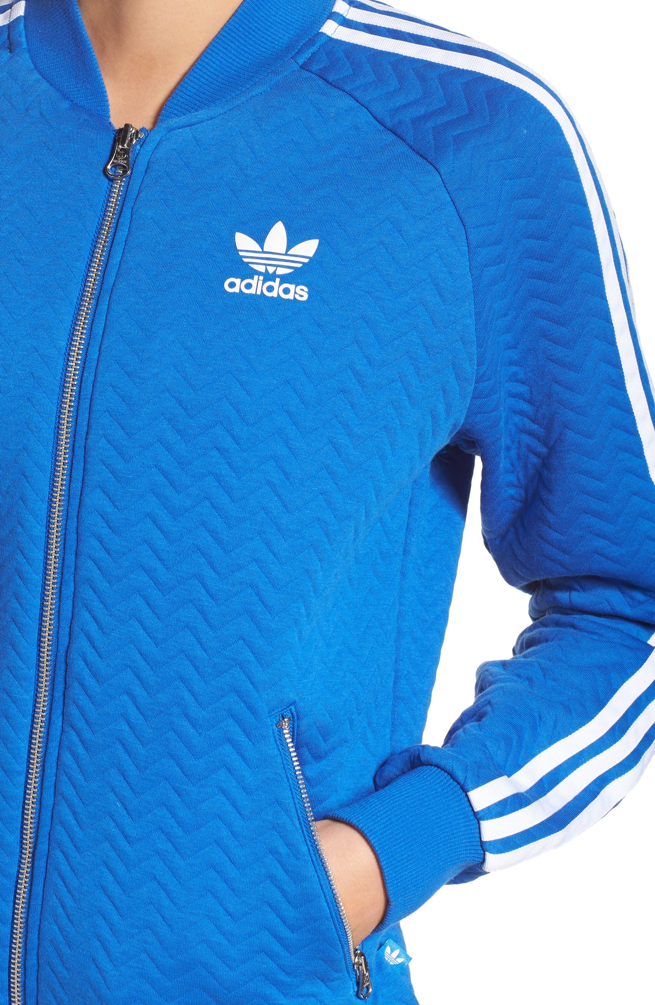 Alternate Image 4  - adidasOriginals 'Superstar' 3-Stripes Track Jacket