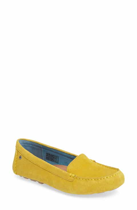 Women S Yellow Comfort Shoes Boots Flats Mules Amp Pumps