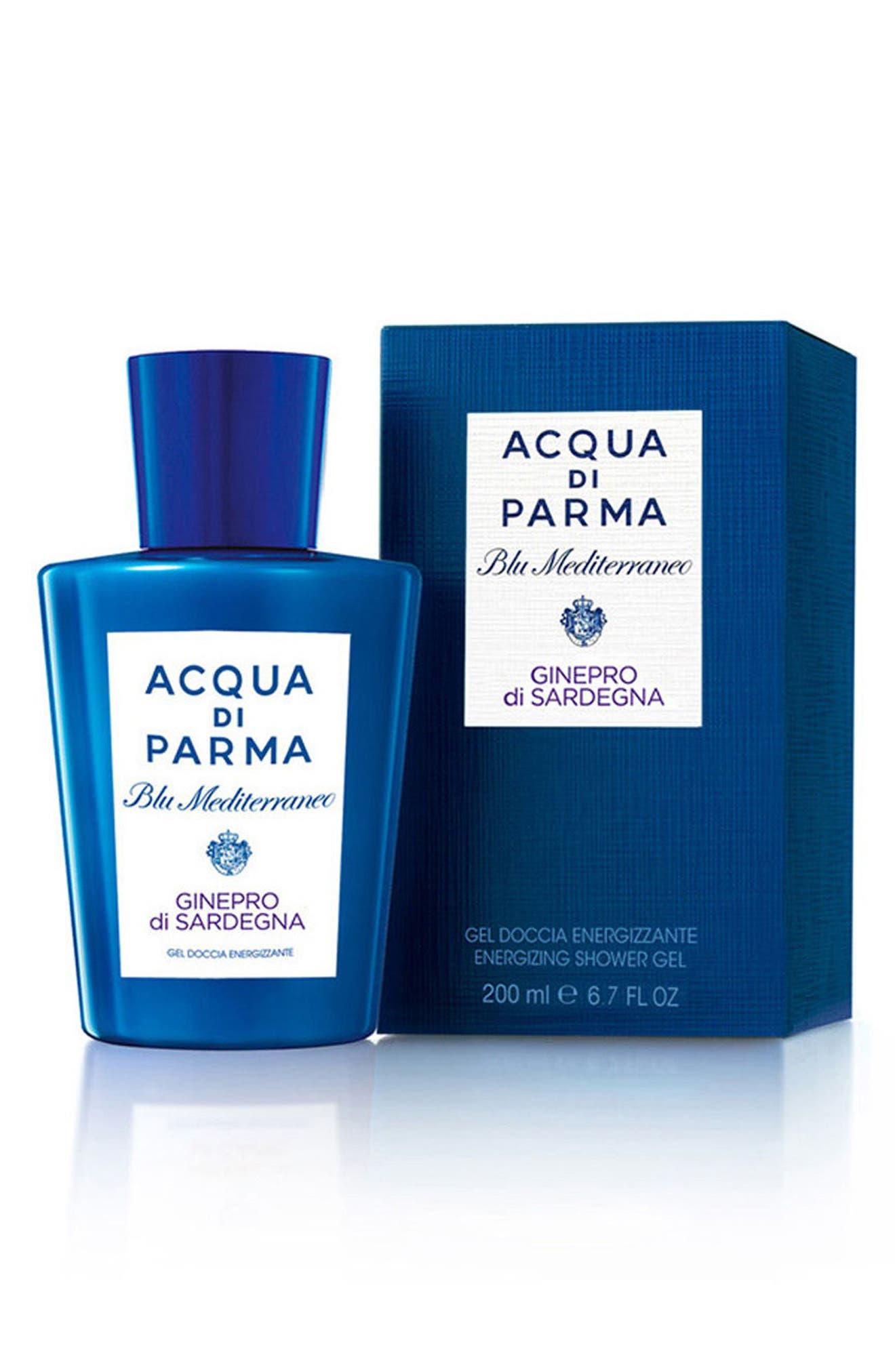 Alternate Image 2  - Acqua di Parma 'Blu Mediterraneo - Ginepro di Sardegna' Energizing Shower Gel