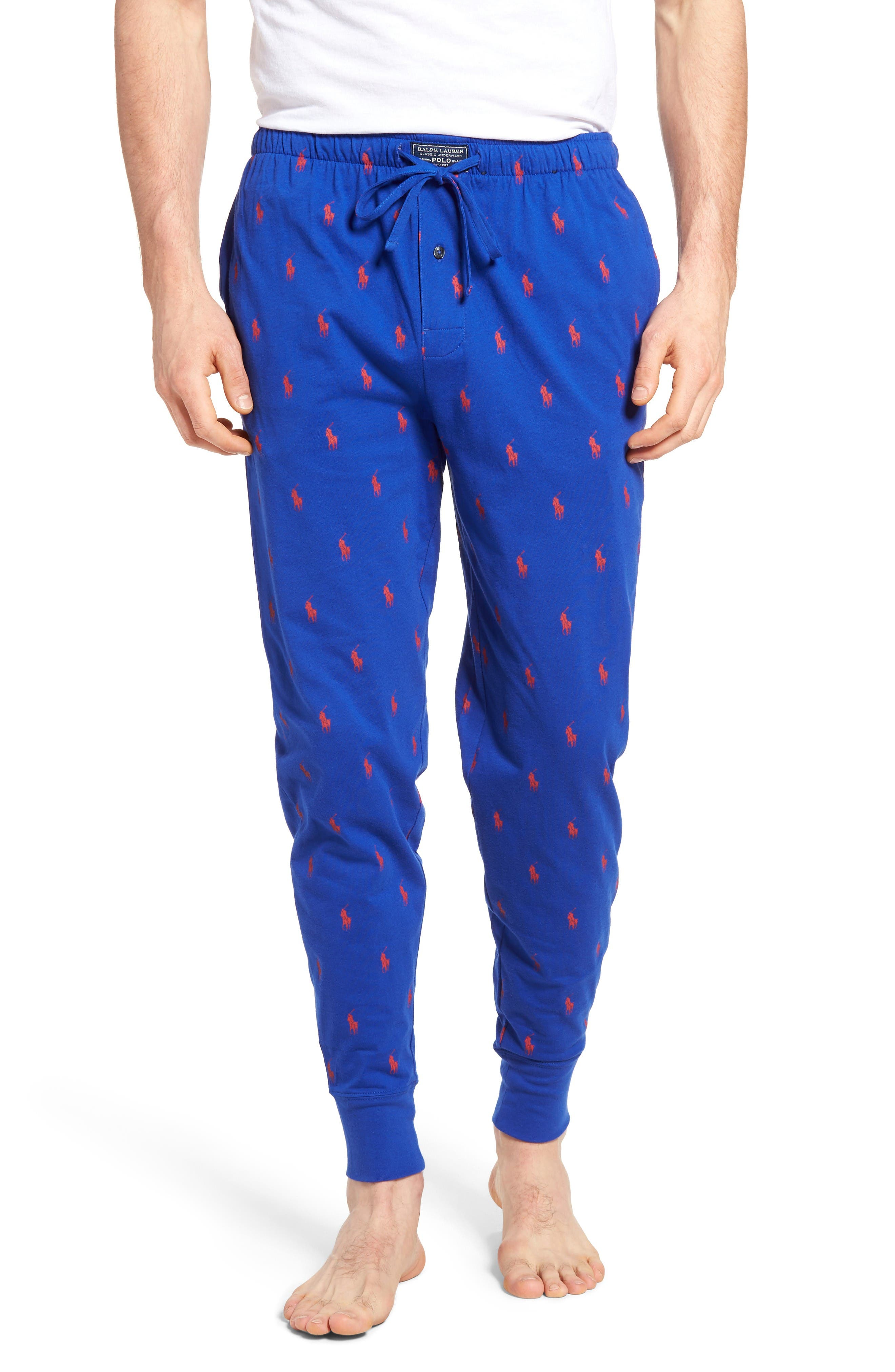 Polo Ralph Lauren Knit Pony Lounge Pants