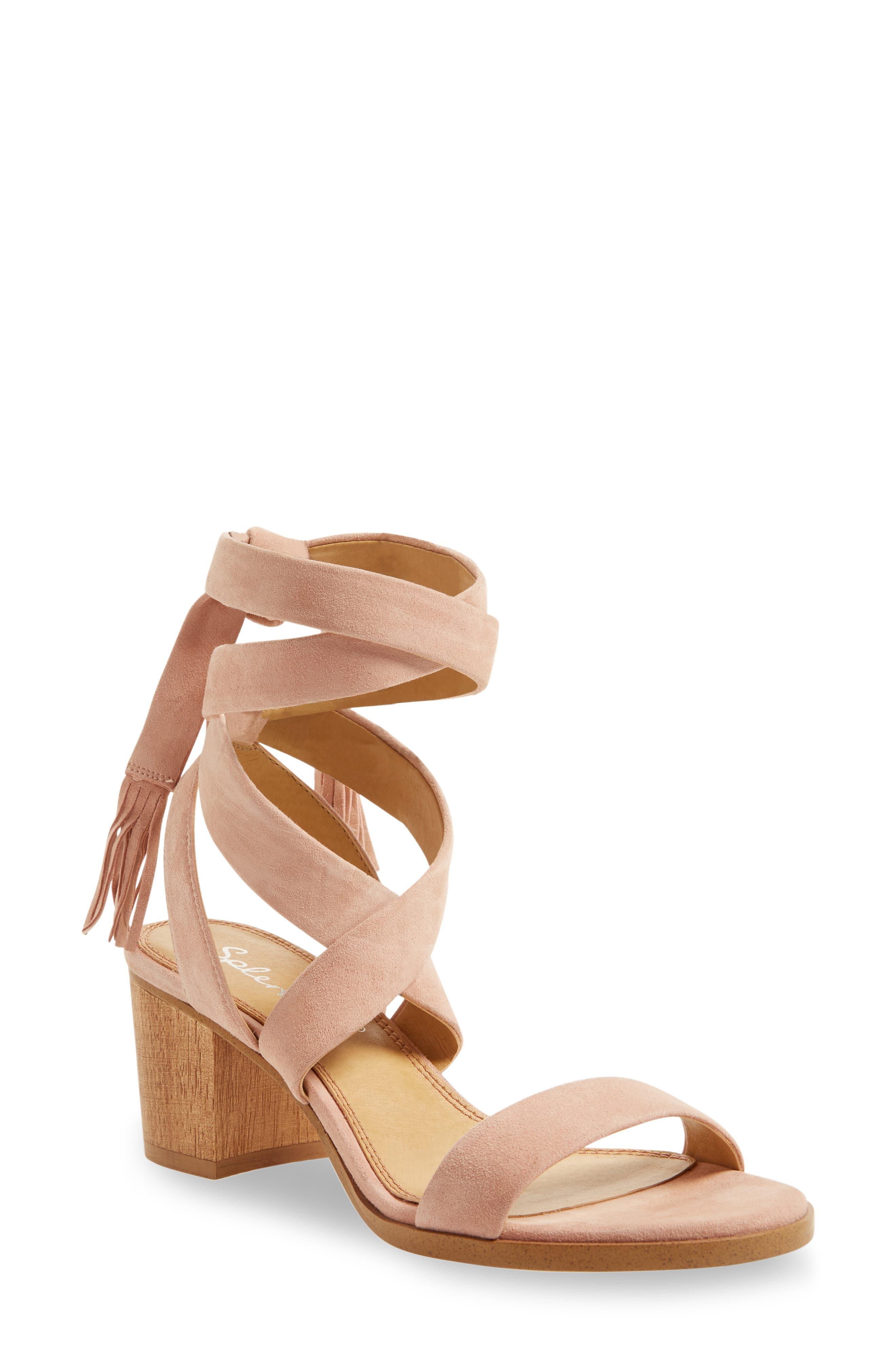 Splendid Janet Block Heel Sandal (Women)