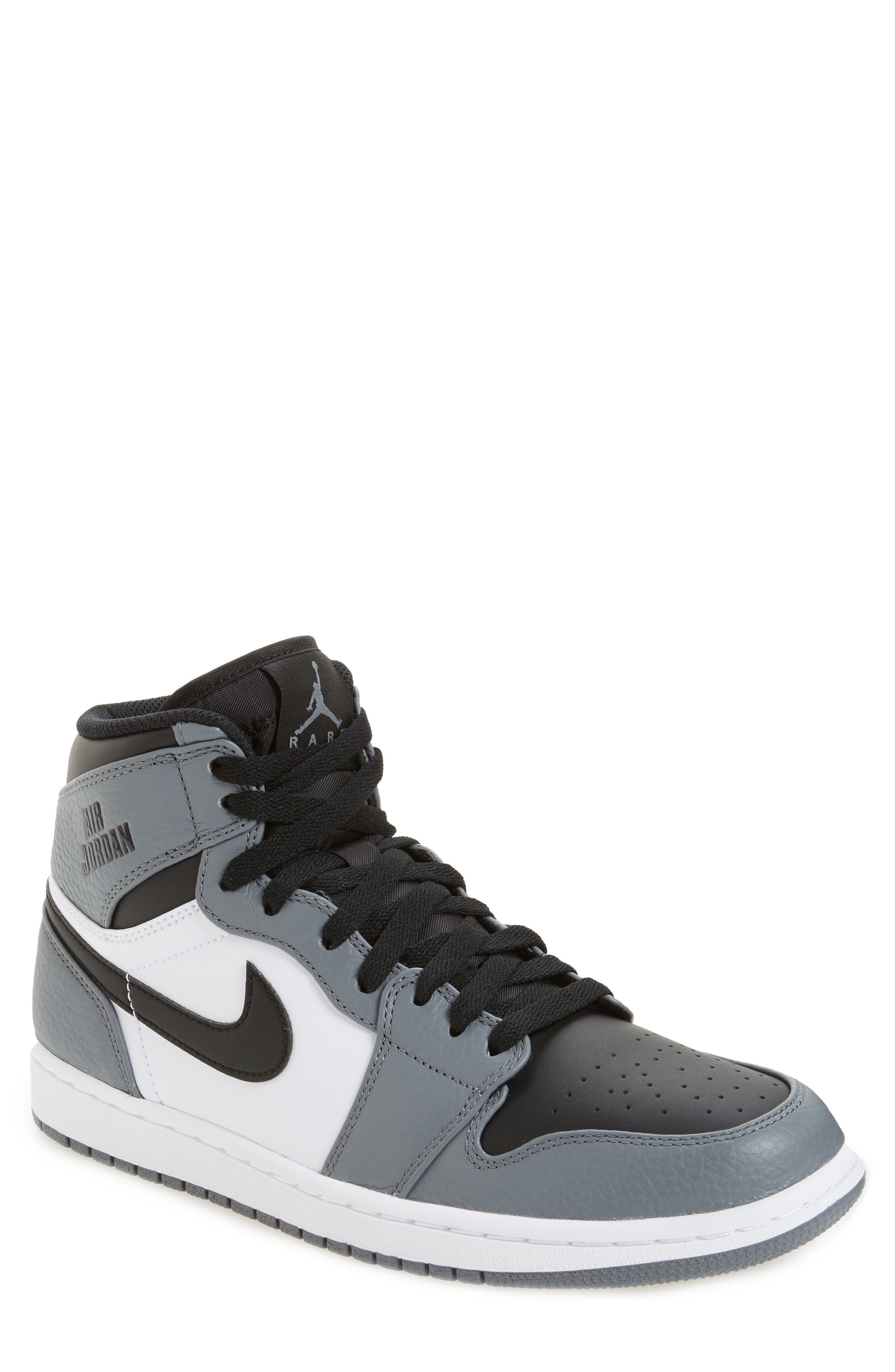 Alternate Image 1 Selected - Nike 'Air Jordan 1 Retro' High Top Sneaker (Men)
