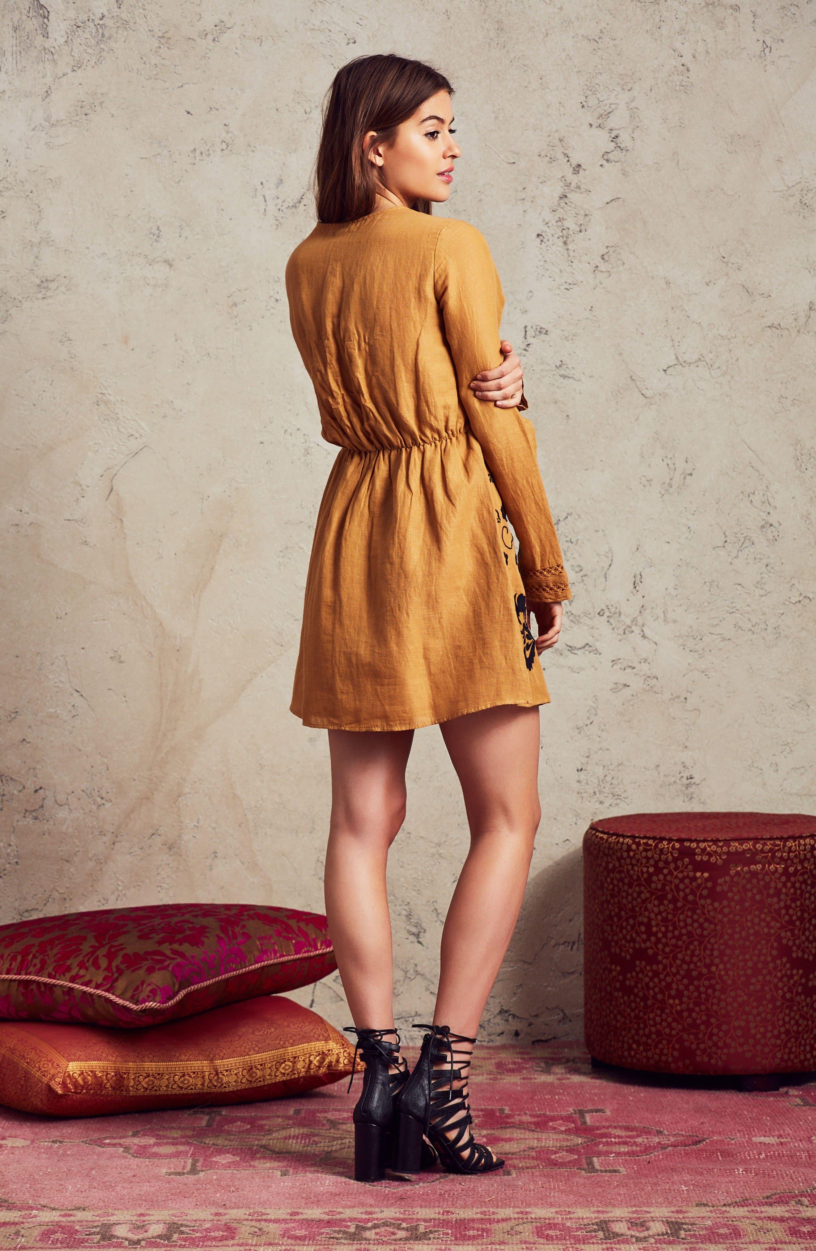 Alternate Image 7  - Tularosa Keeylan Embroidered Dress