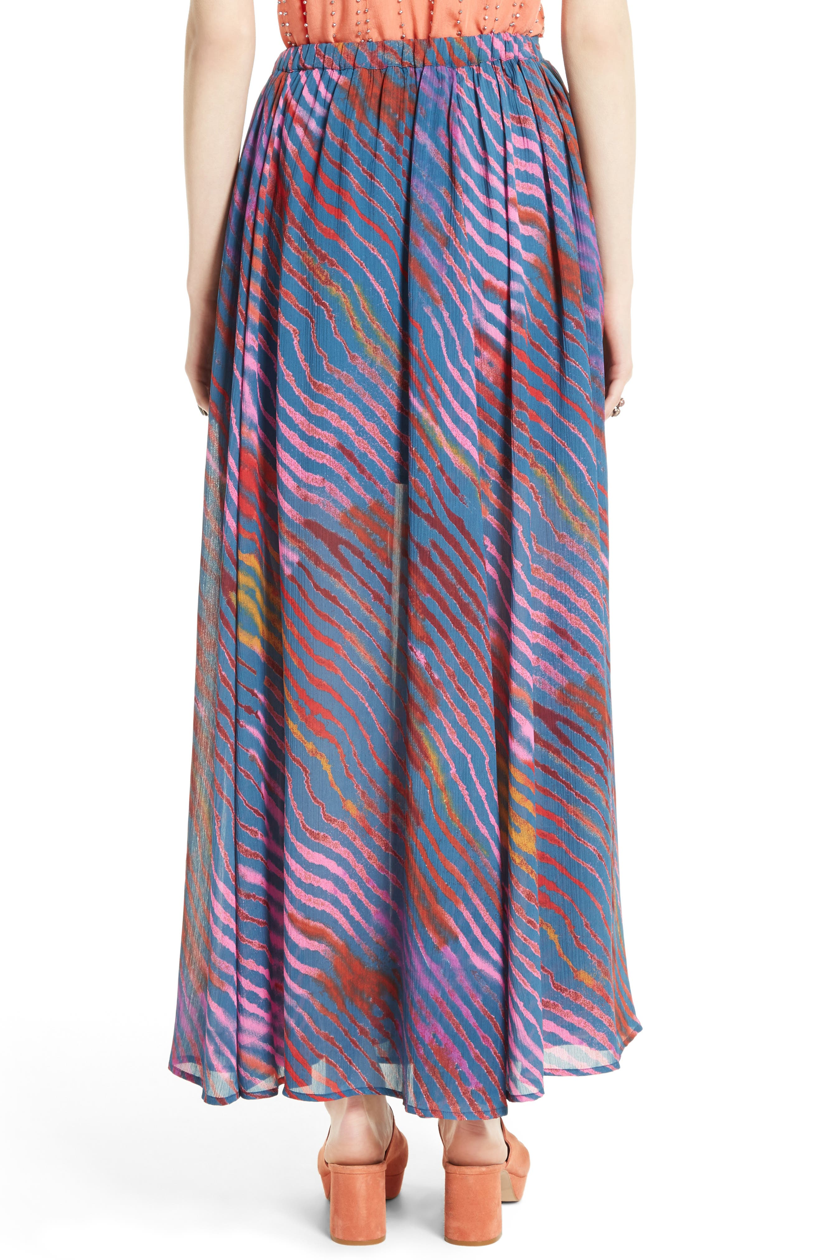 Alternate Image 2  - Free People True To You Maxi Skirt
