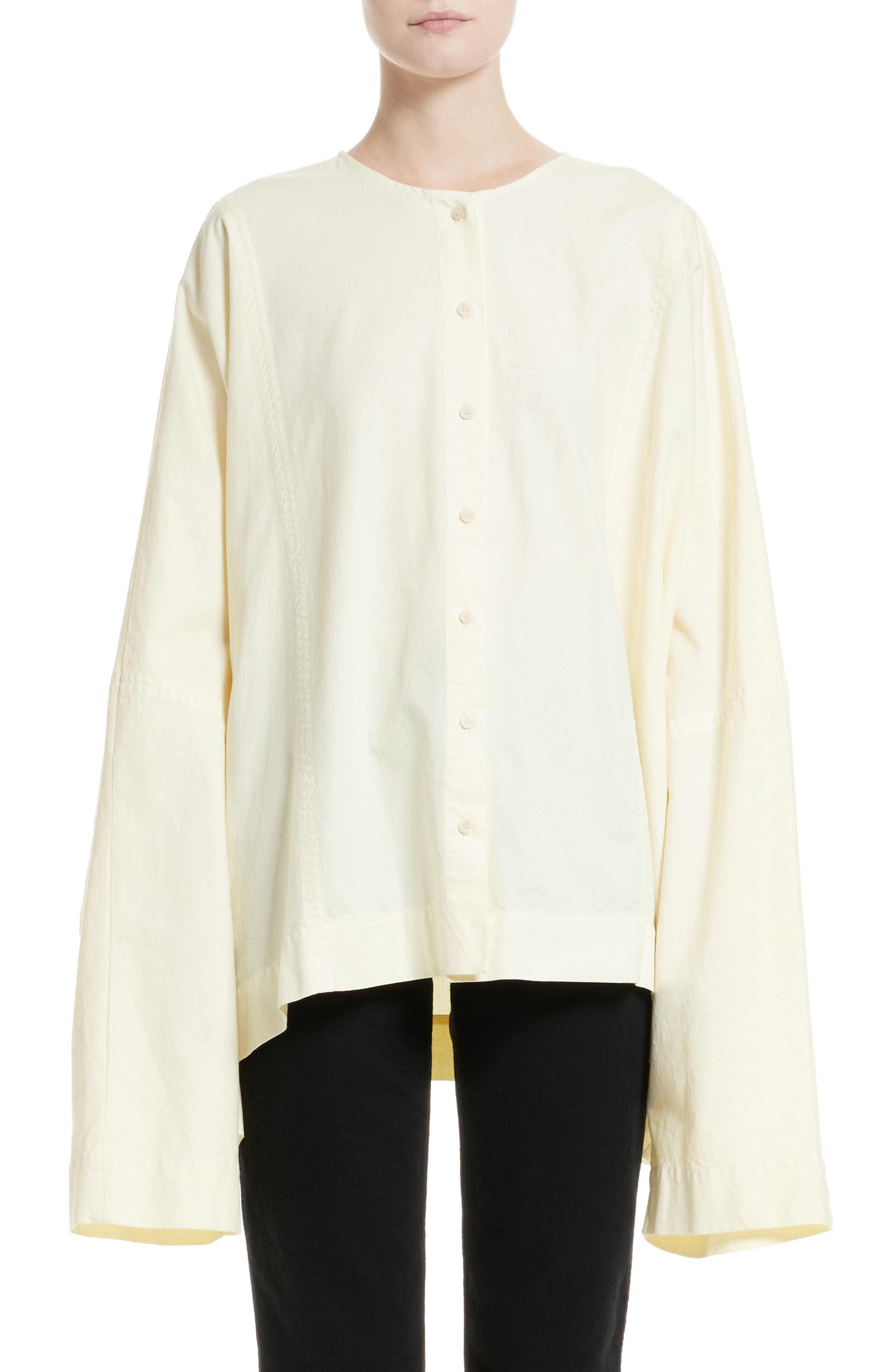 ECKHAUS LATTA Button Down Shirt