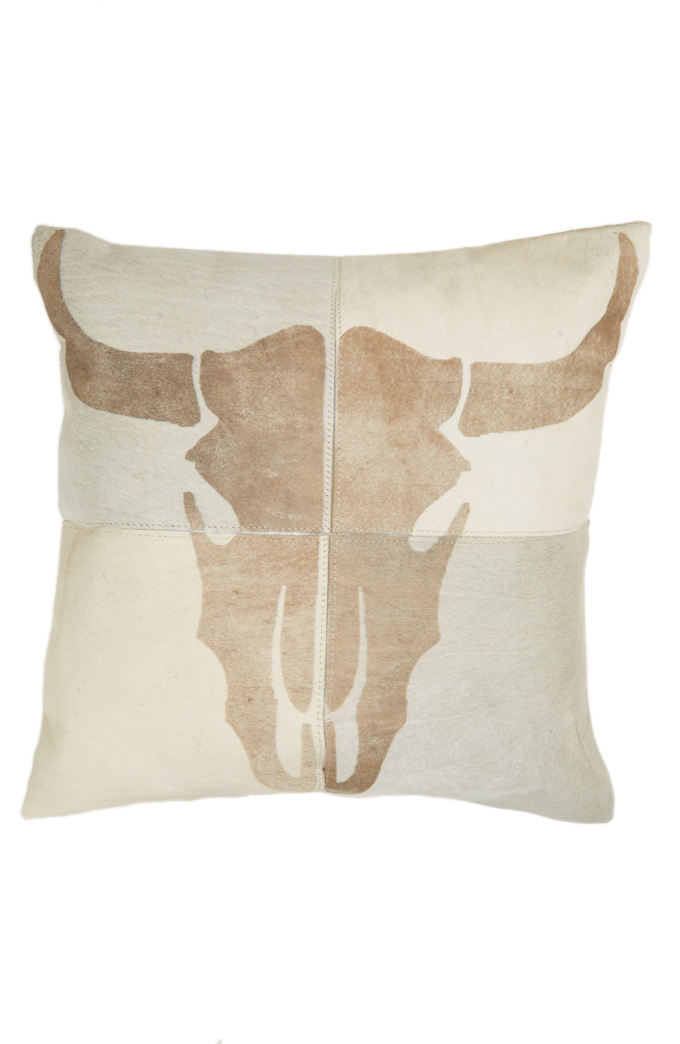 Mina Victory Skull Pillow