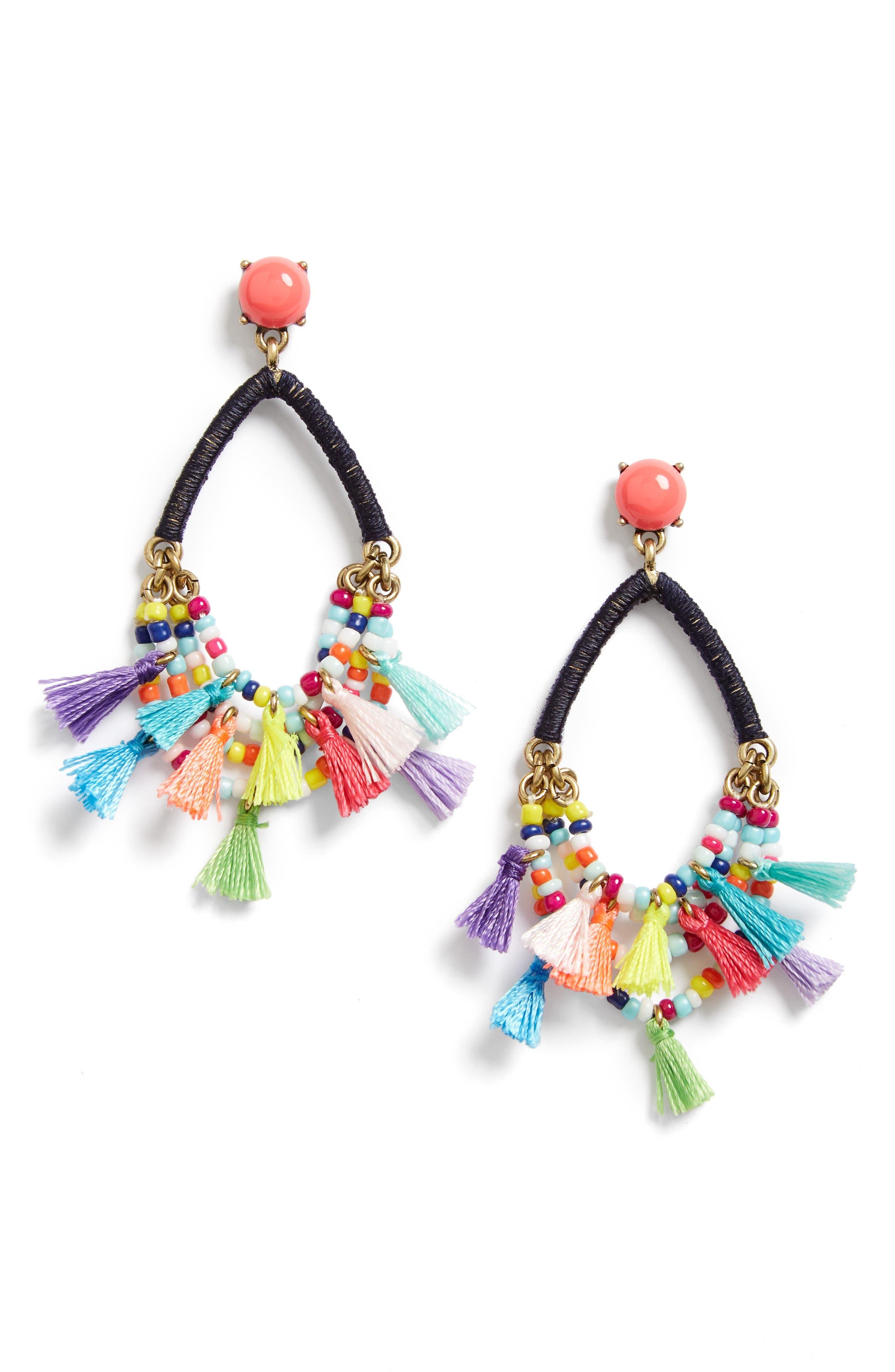 Alternate Image 1 Selected - BaubleBar Merengue Drop Earrings
