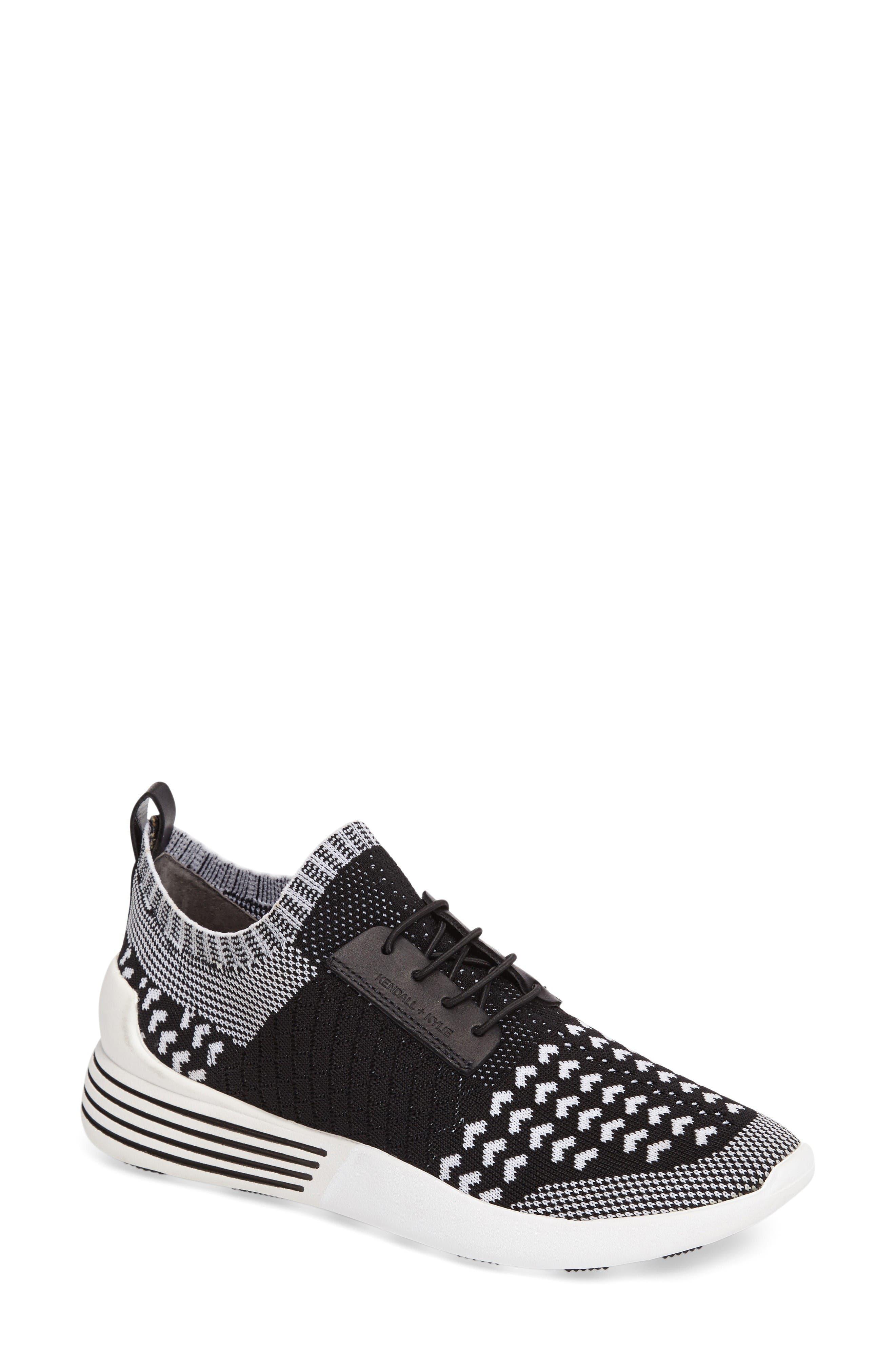 KENDALL + KYLIE Brandy Woven Sneaker