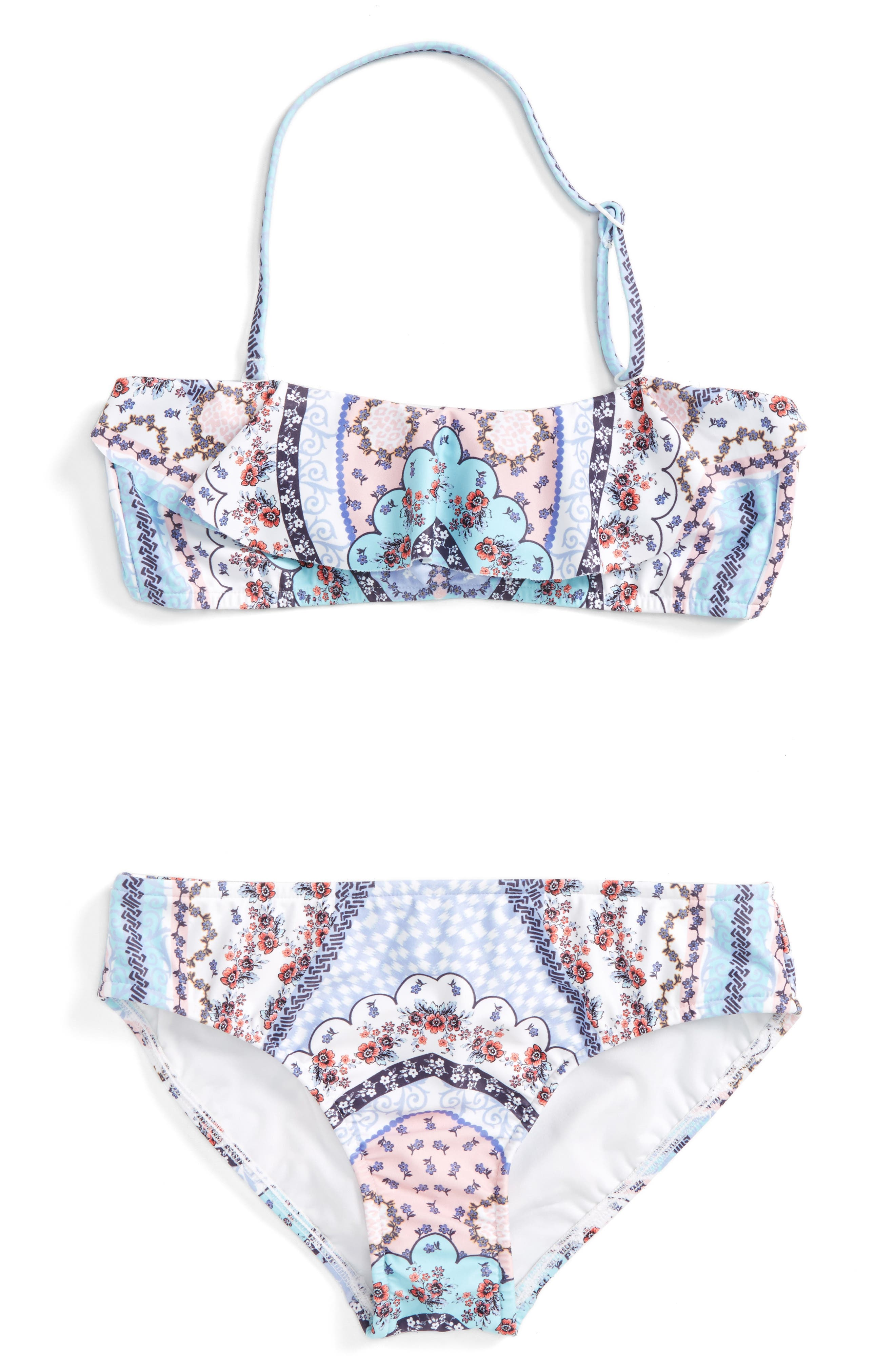 SEAFOLLY Ditsy Romance Two-Piece Swimsuit