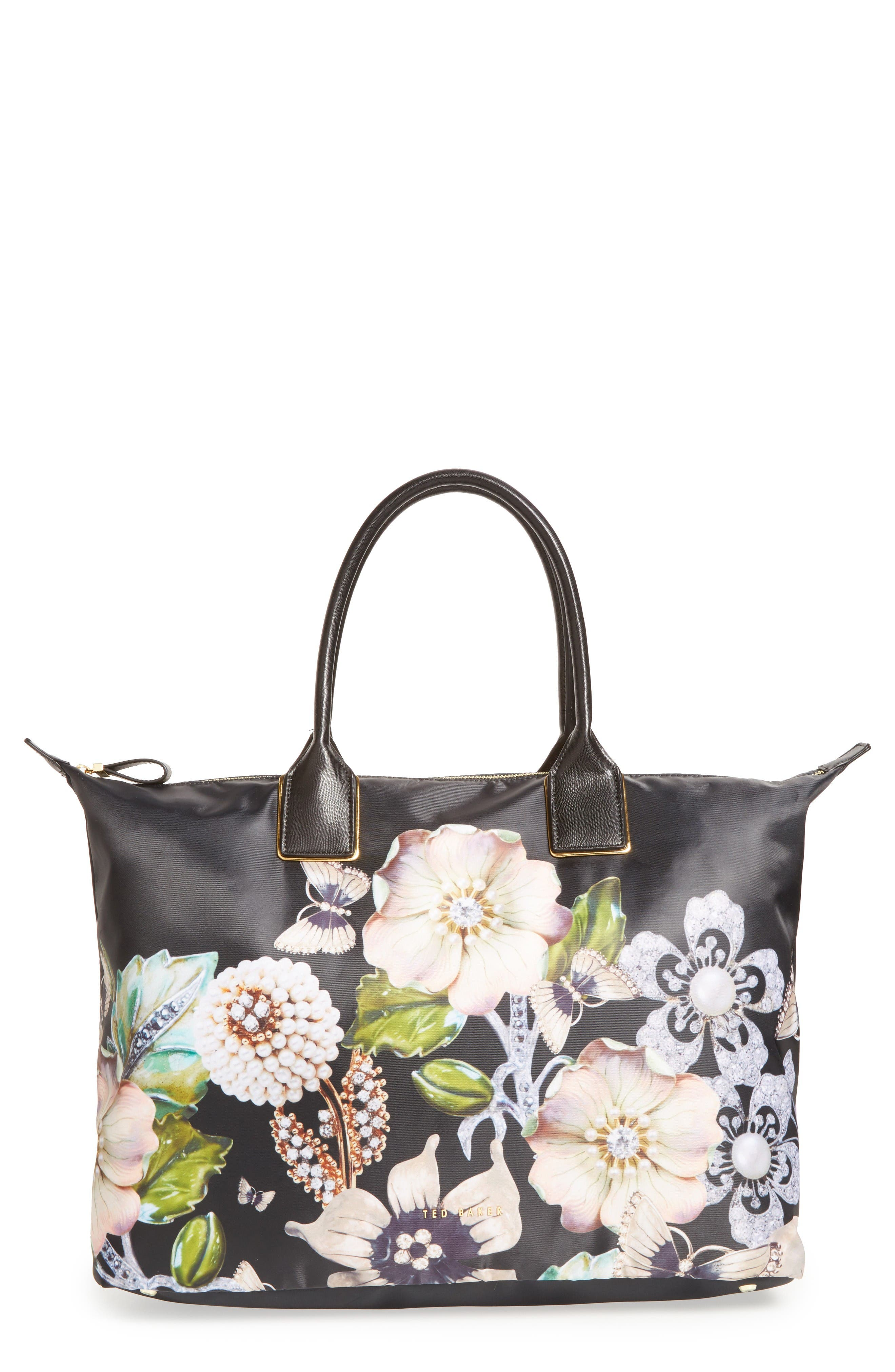 Ted Baker London Gem Gardens Large Tote