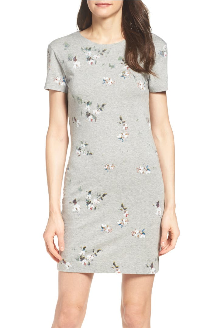 French connection blossom t shirt dress nordstrom for French connection shirt dress