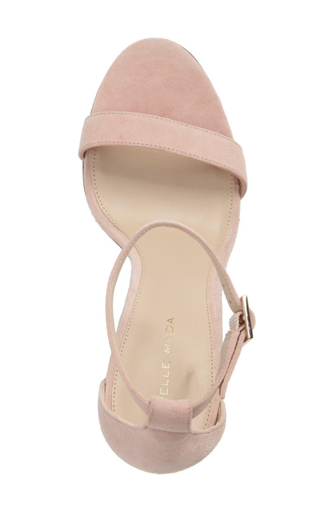 Alternate Image 3  - Pelle Moda 'Kacey' Sandal (Women)