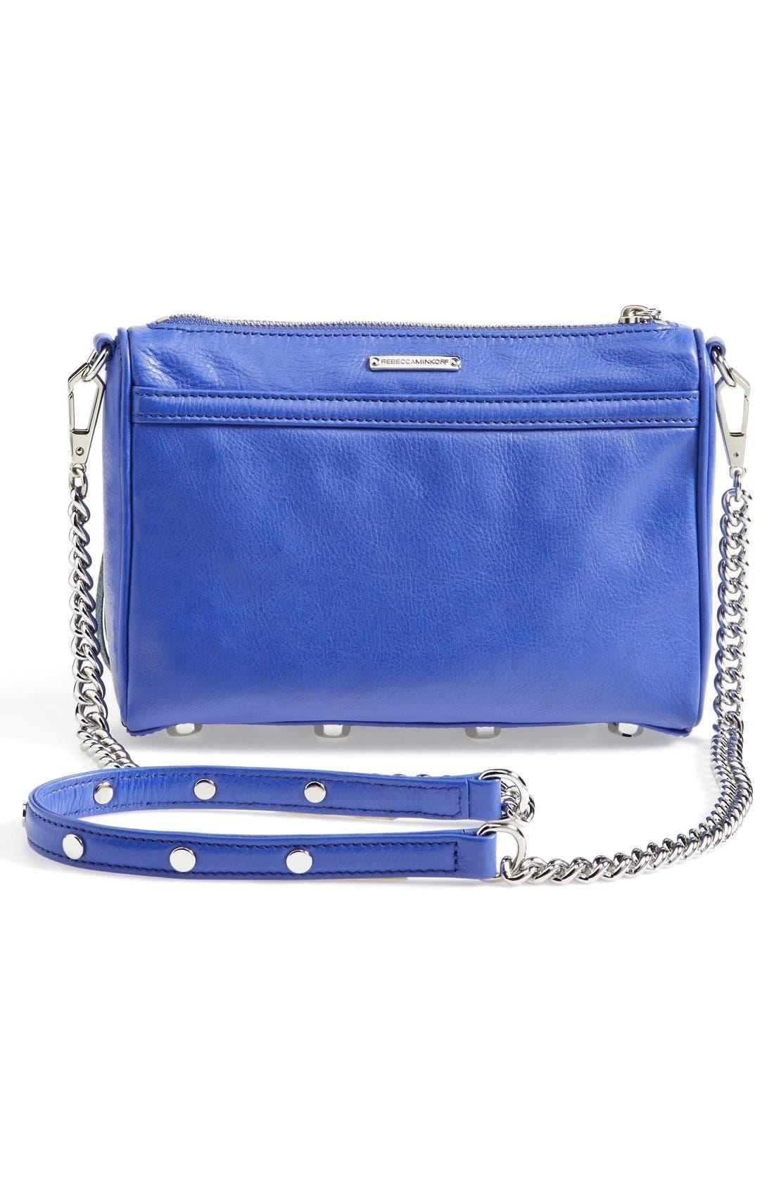 Alternate Image 4  - Rebecca Minkoff 'Fringe Mini MAC' Convertible Crossbody Bag (Nordstrom Exclusive)