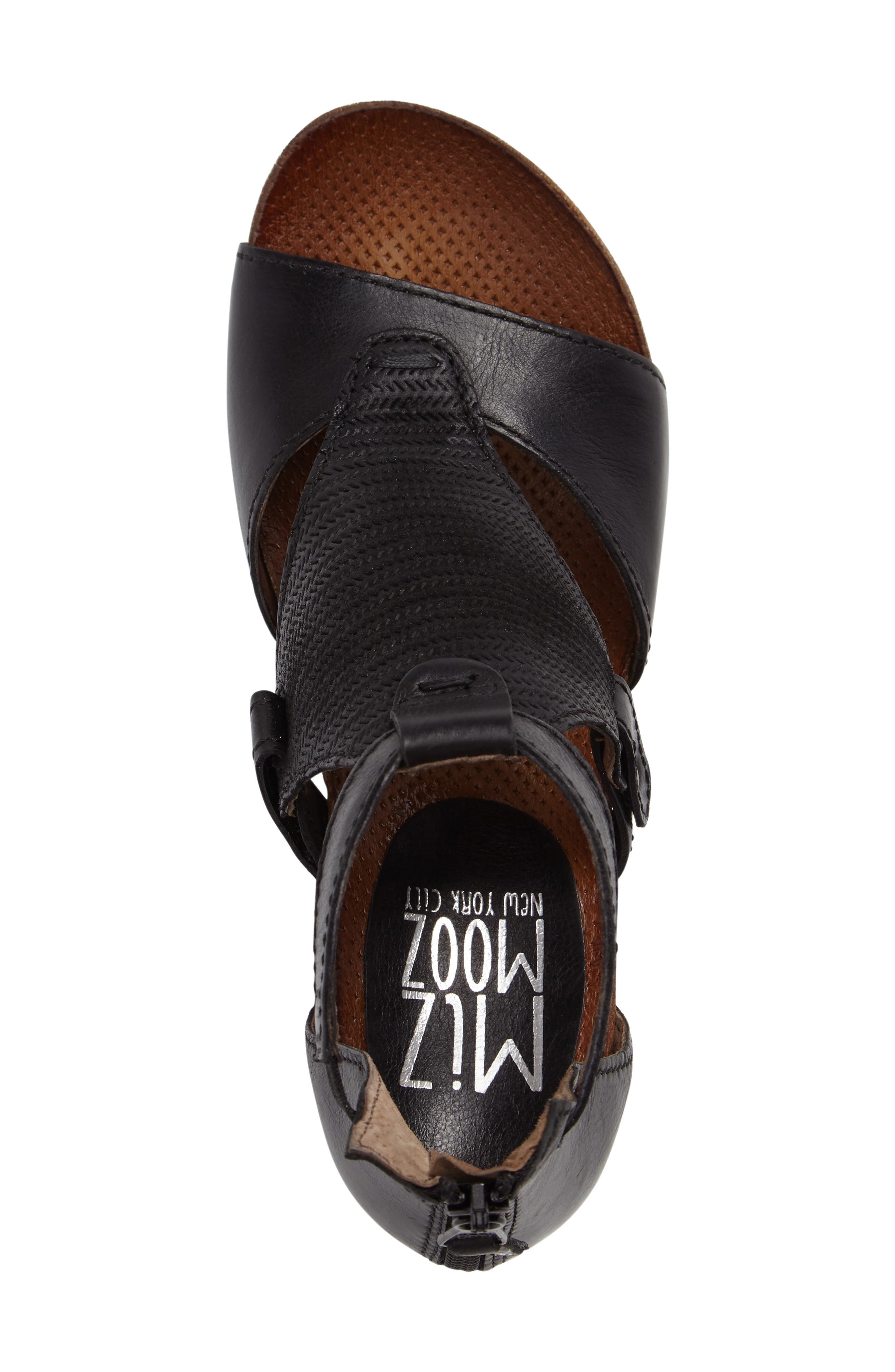 Alternate Image 3  - Miz Mooz Maisie Wedge Sandal (Women)