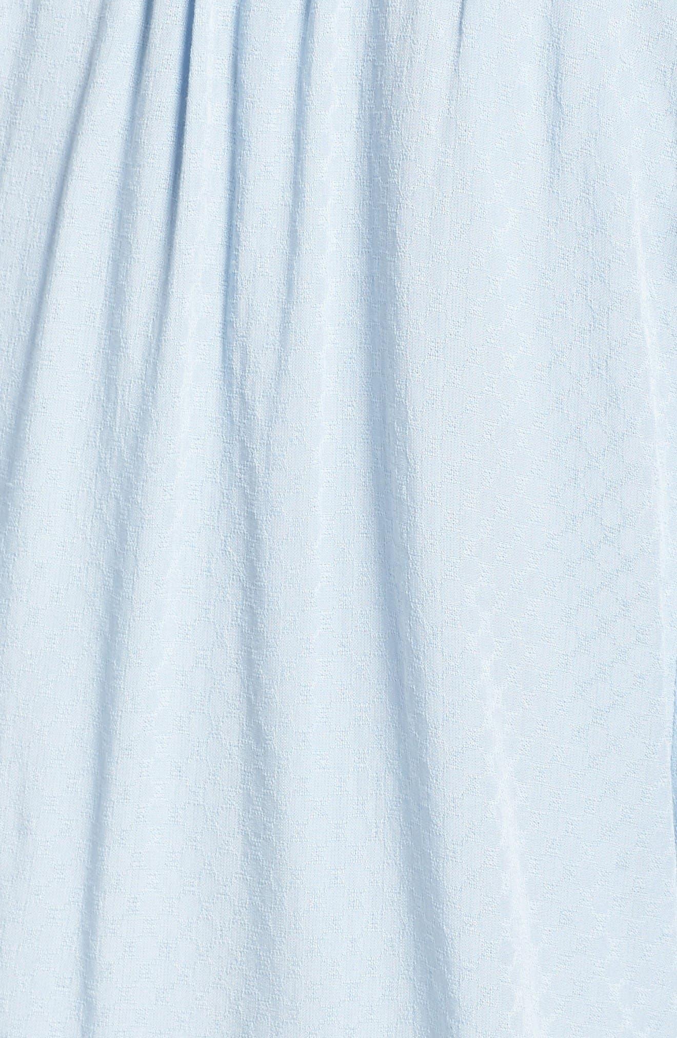 Alternate Image 6  - Bardot Tasmin Off the Shoulder Romper