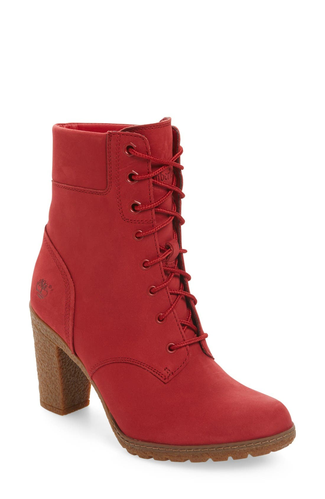 Alternate Image 1 Selected - Timberland Earthkeepers® 'Glancy 6 Inch' Bootie (Women)