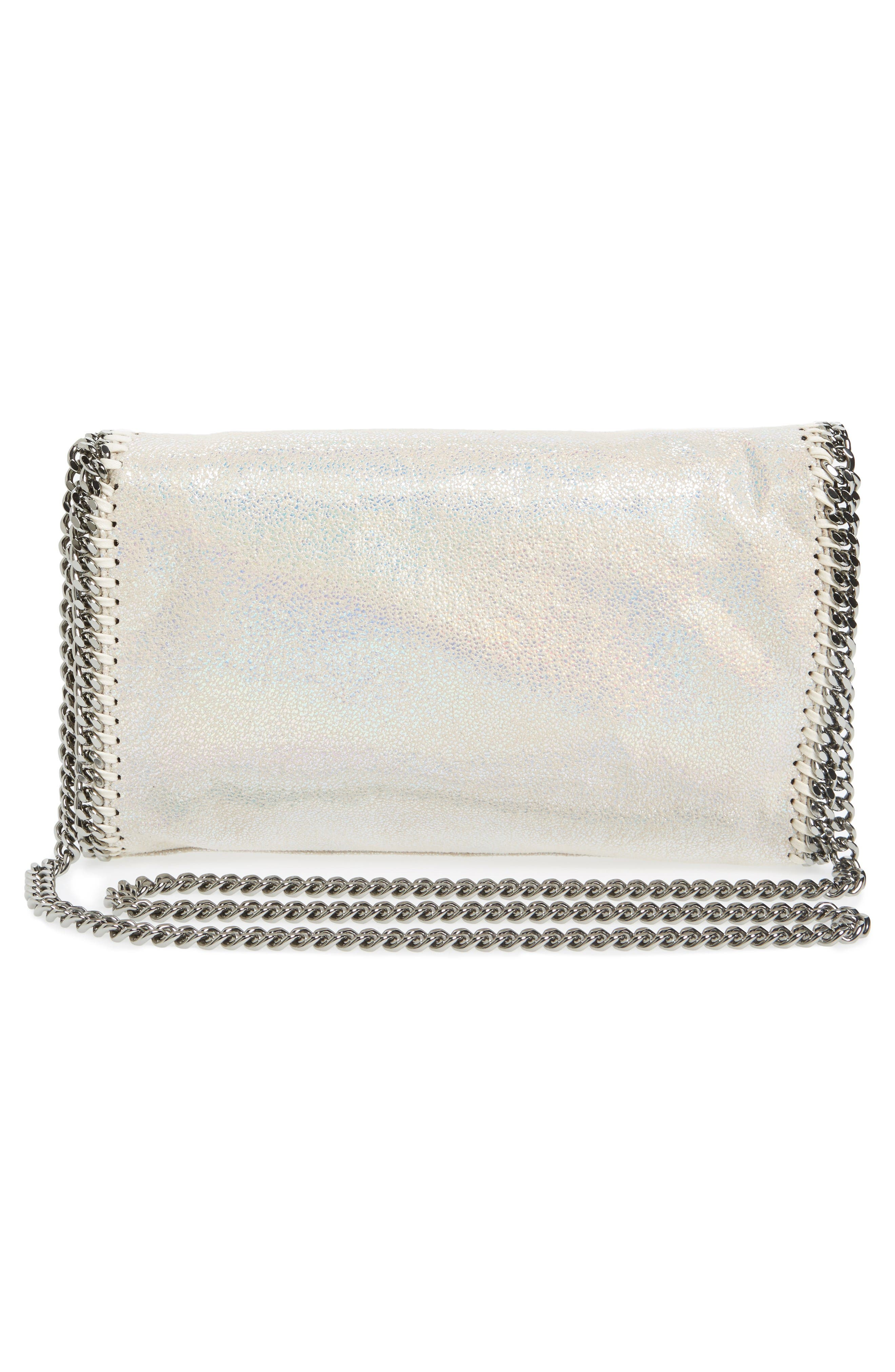 Alternate Image 2  - Stella McCartney Falabella Shaggy Deer Faux Leather Crossbody Bag
