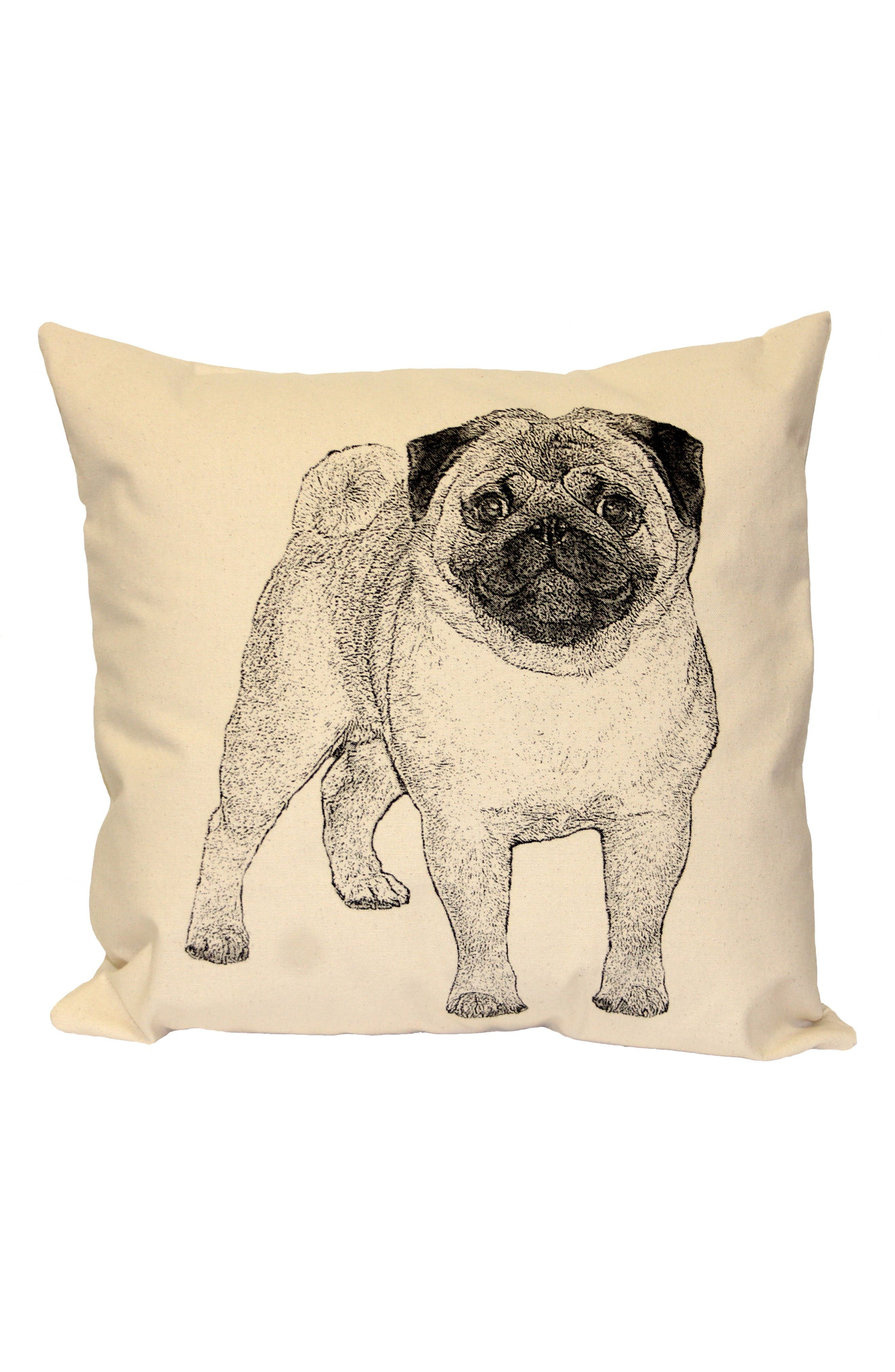 Alternate Image 1 Selected - Eric & Christopher Animal Accent Pillow