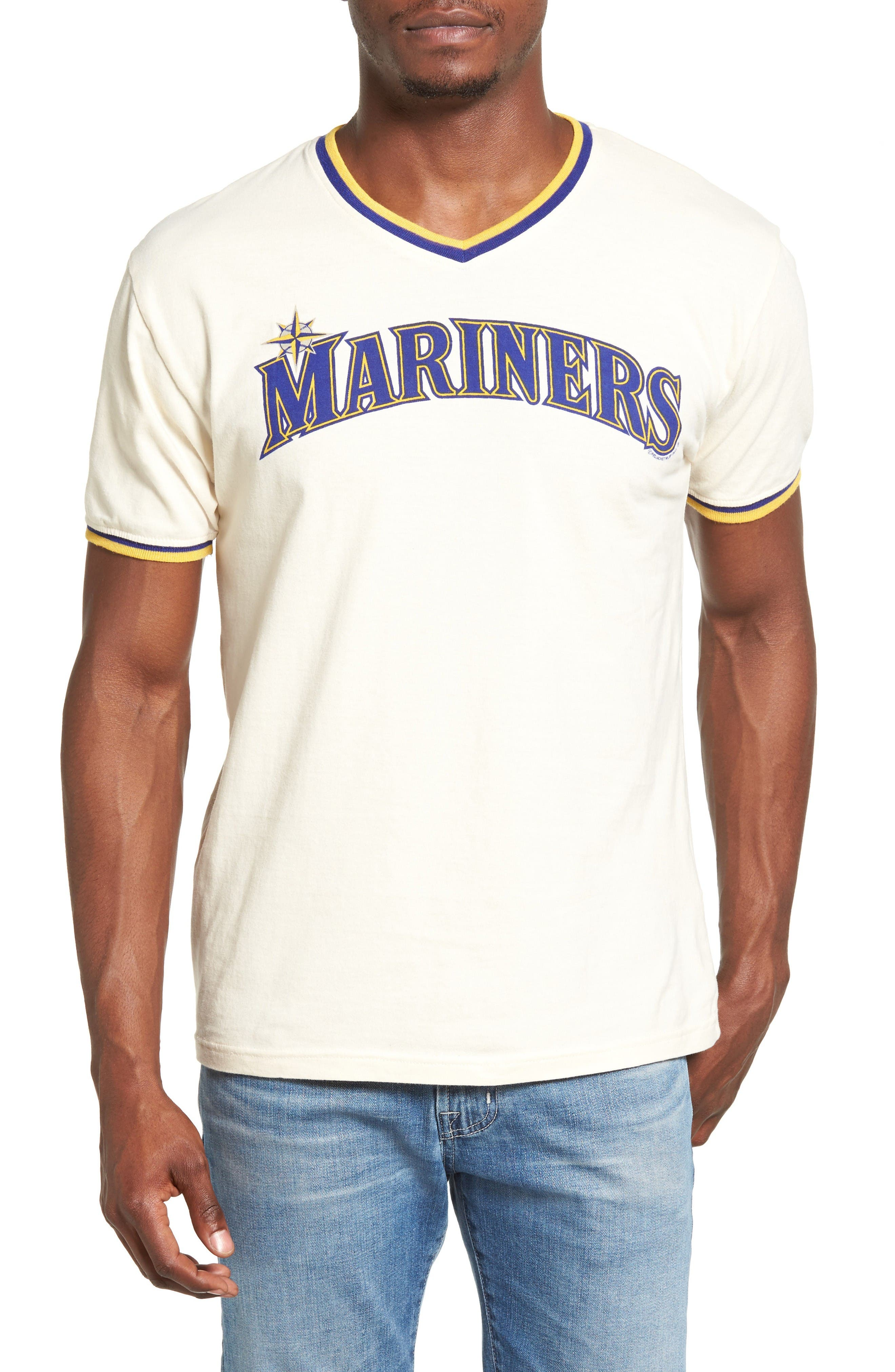 American Needle Eastwood Seattle Mariners T-Shirt