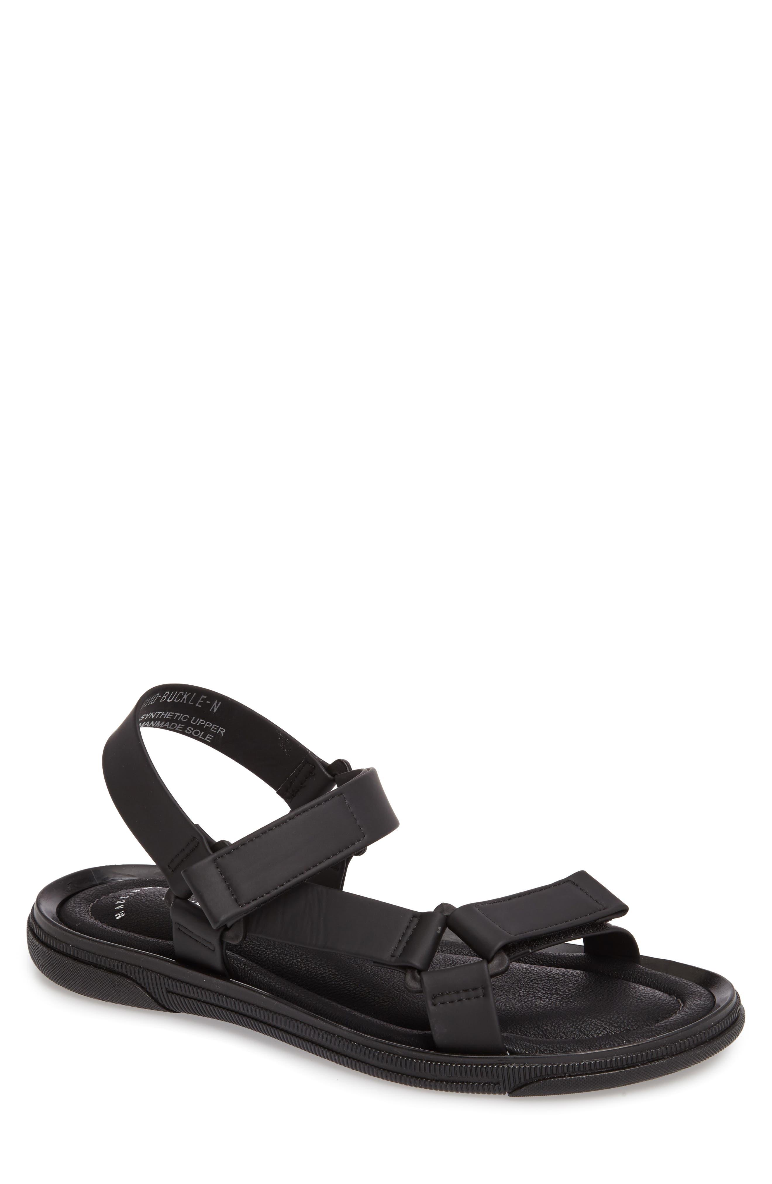 Kenneth Cole New York Buckle-N Sport Sandal (Men)