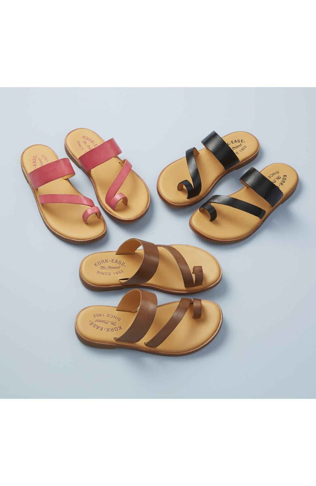 Alternate Image 5  - Kork-Ease® Pine Sandal (Women)