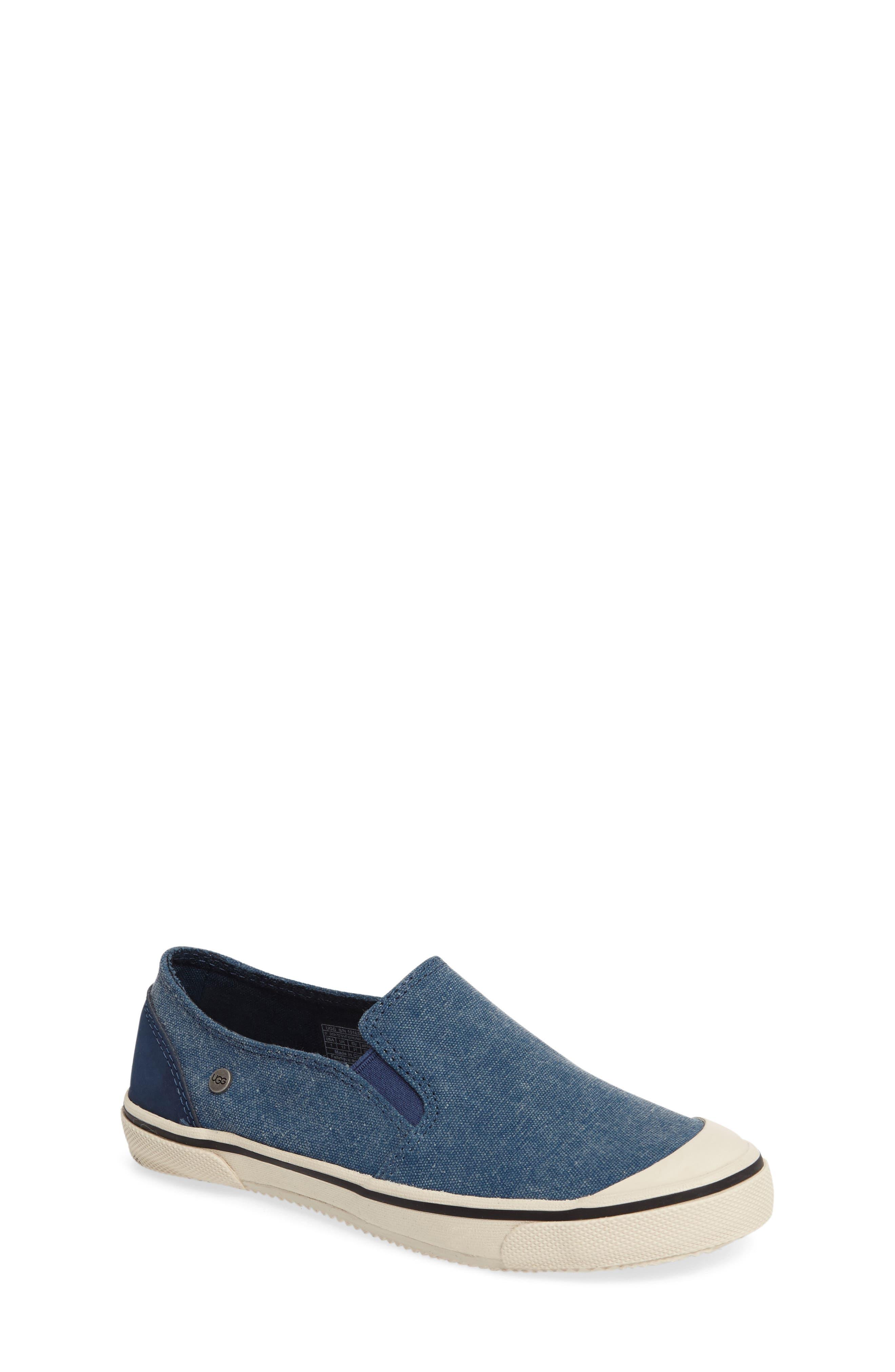 UGG® Warlley Slip-On Sneaker (Little Kid & Big Kid)