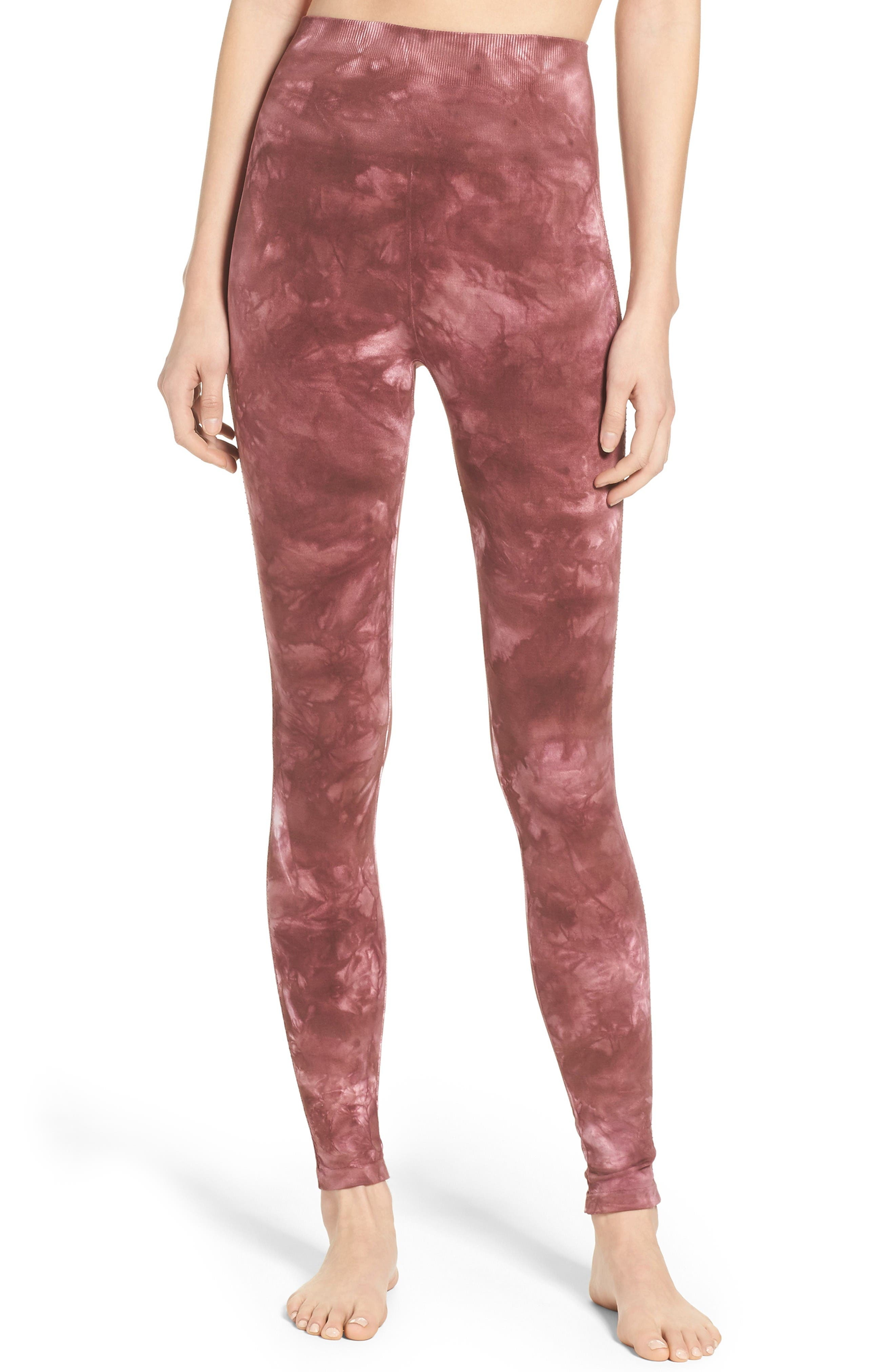Free People FP Movement Tie-Dye Leggings