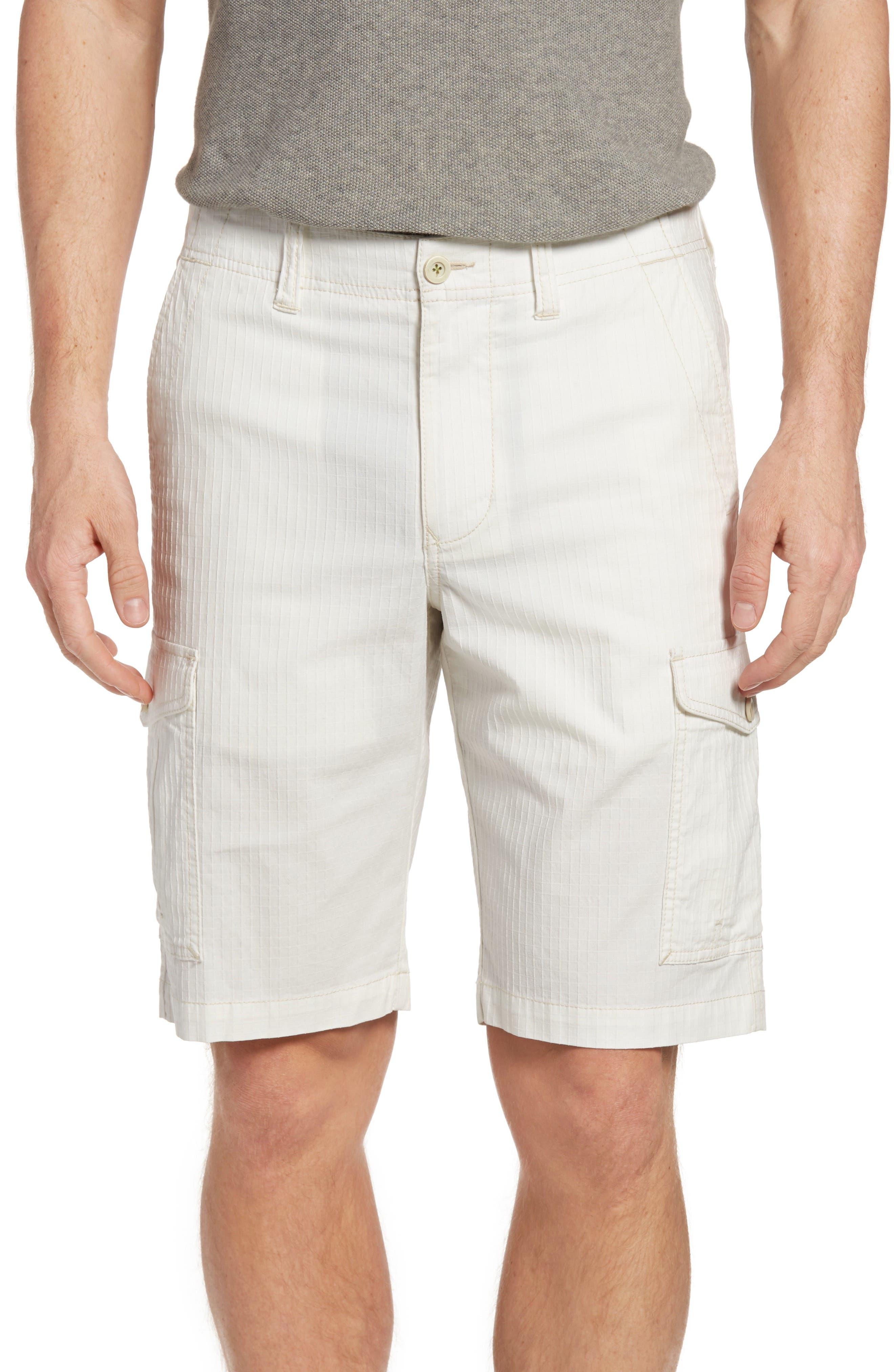 Tommy Bahama Sandbar Ripstop Cargo Shorts (Regular & Big)