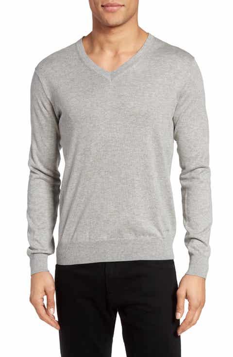 Gant Lightweight V-Neck Sweater