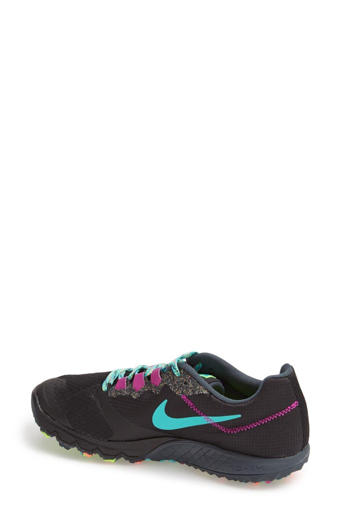 Alternate Image 2  - Nike 'Zoom Wildhorse 2' Running Shoe (Women)