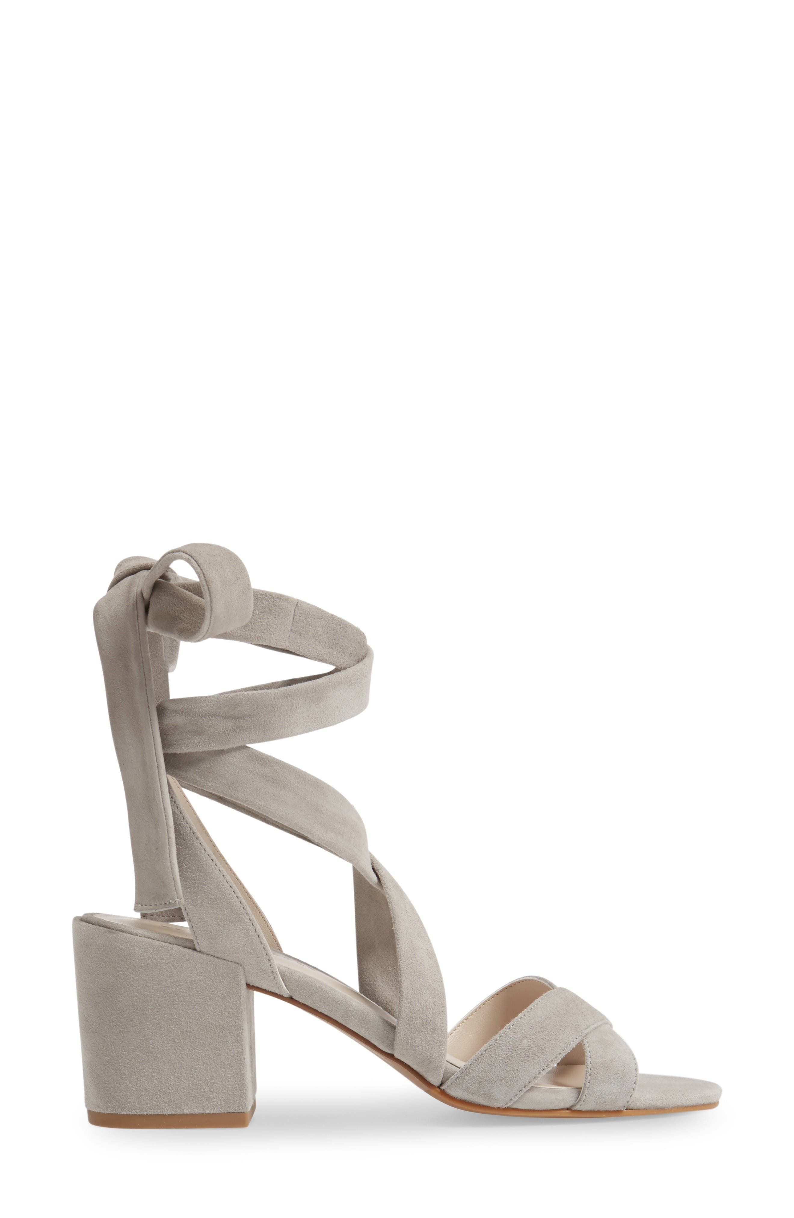 Alternate Image 3  - Kenneth Cole New York 'Victoria' Leather Ankle Strap Sandal (Women)