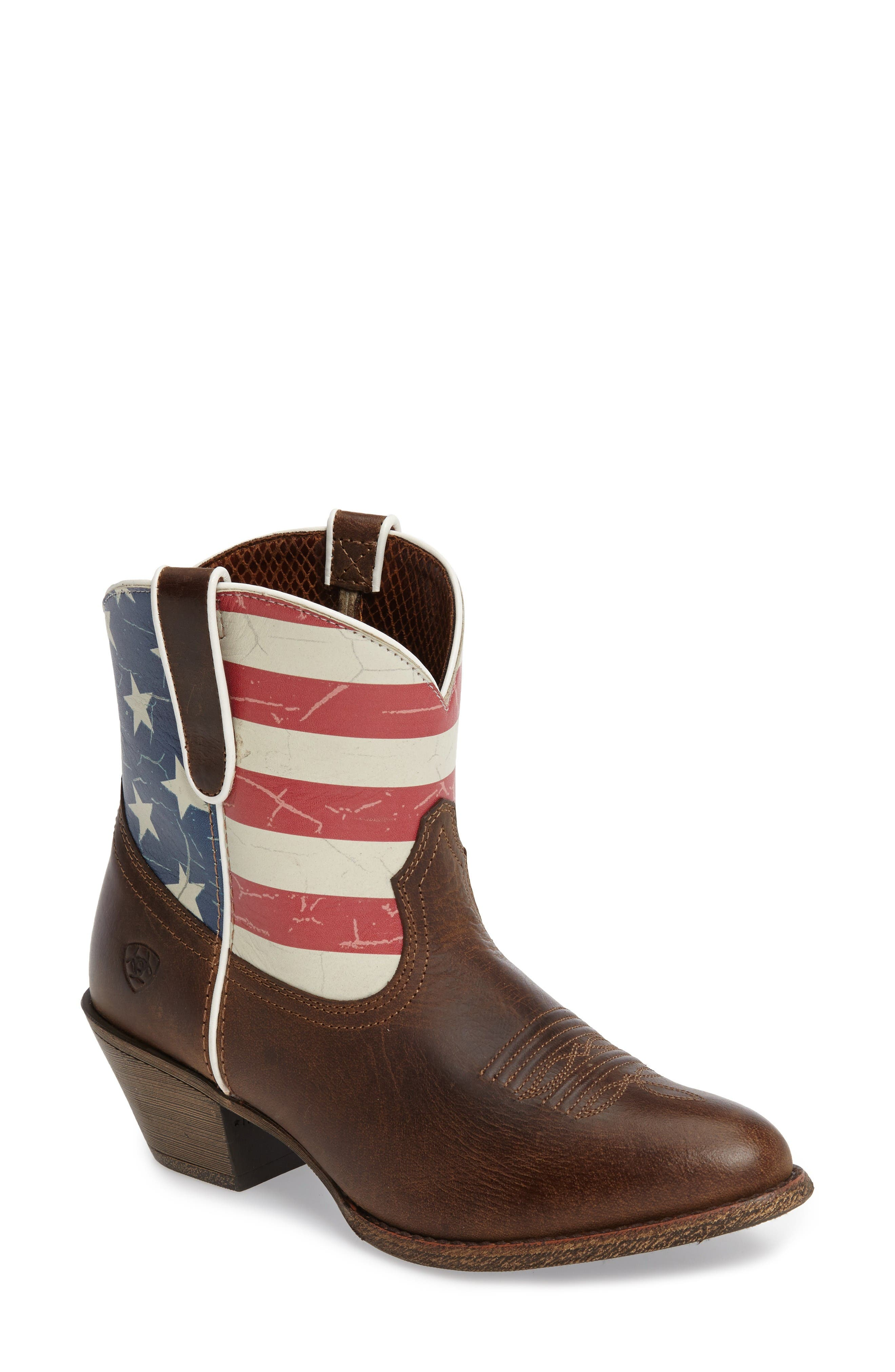 Ariat Old Glory Gracie Western Boot (Women)