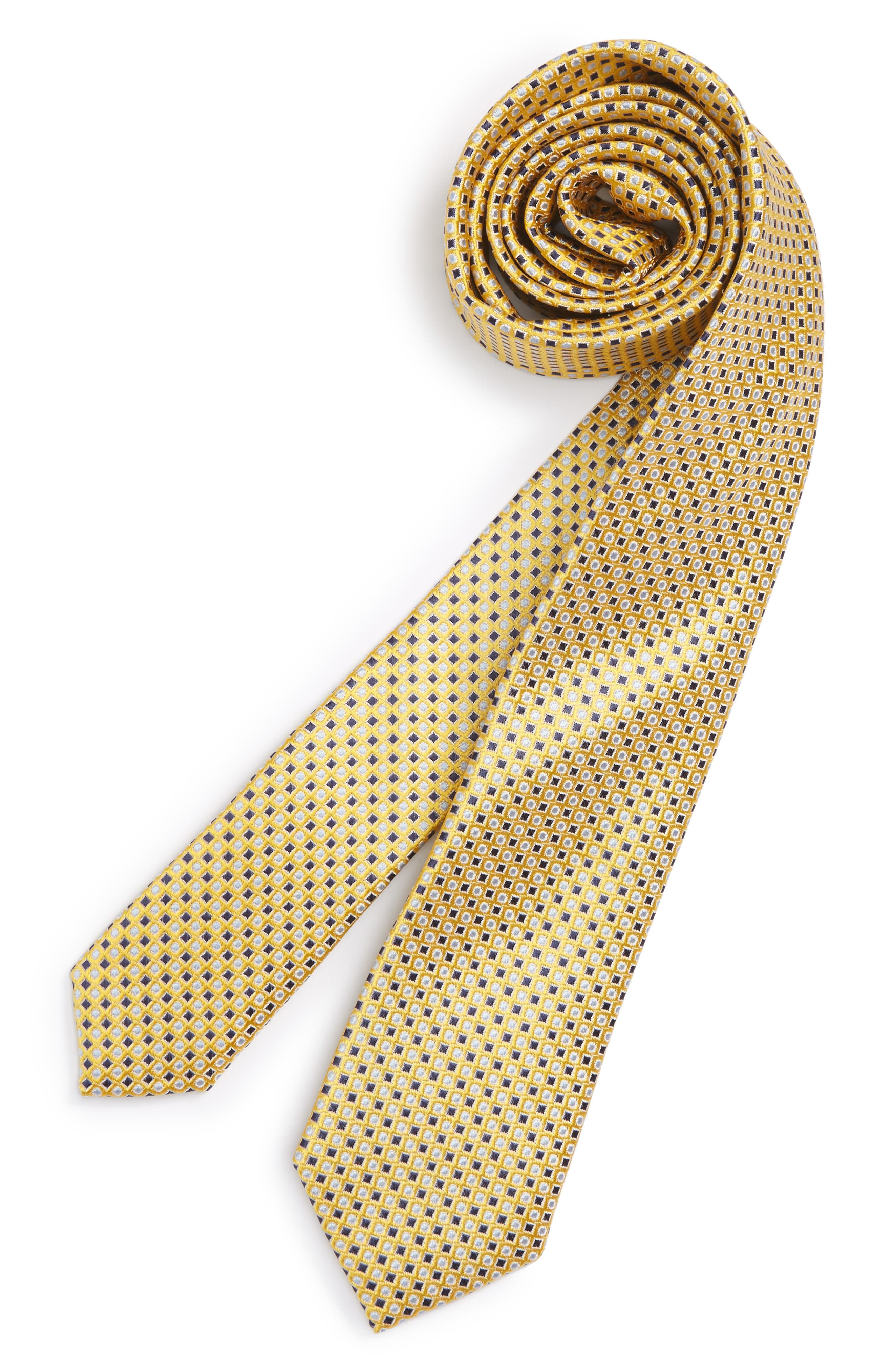 Nordstrom Neat Geometric Silk Tie (Big Boys)