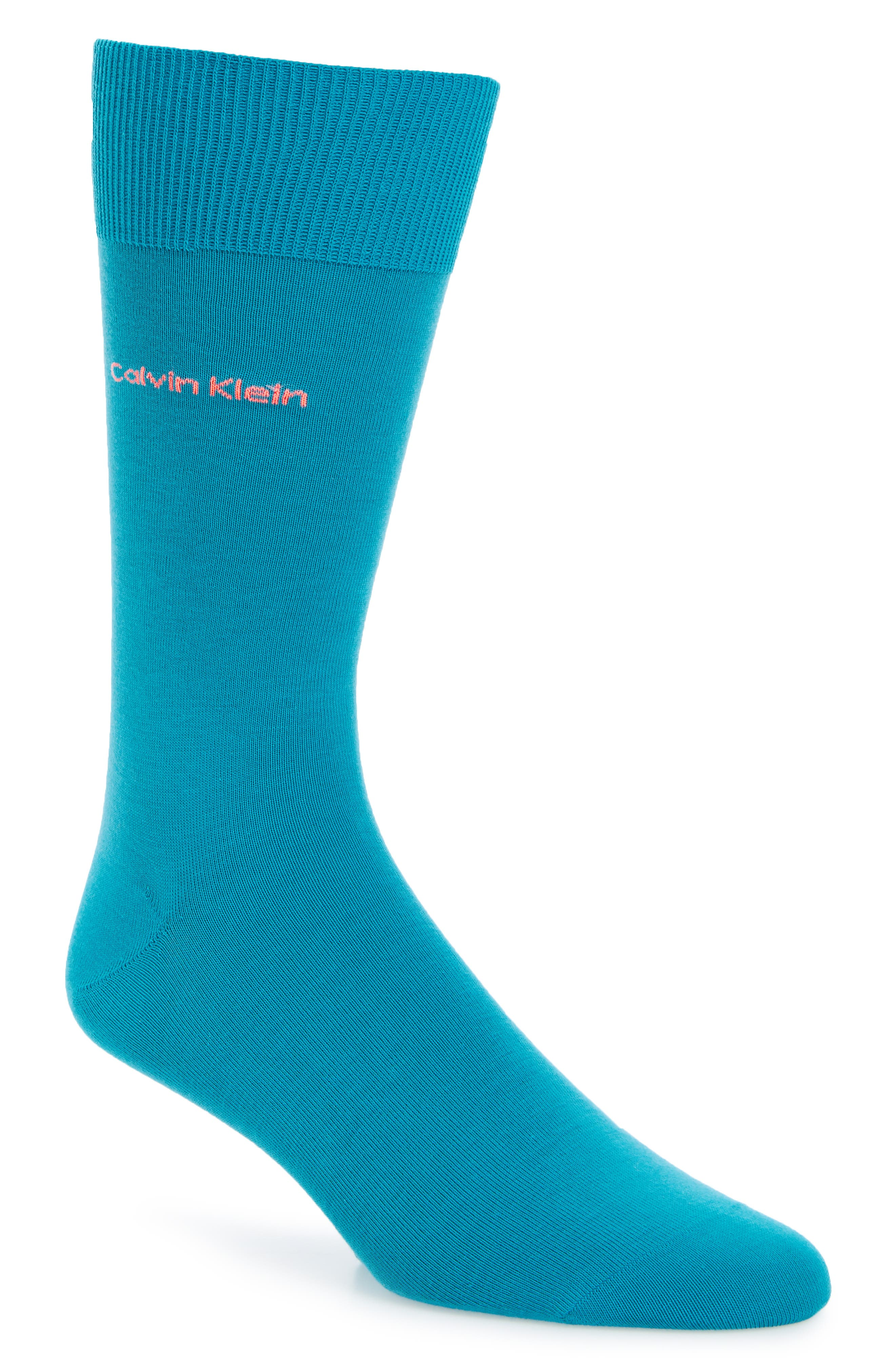 Alternate Image 1 Selected - Calvin Klein 'Giza' Socks