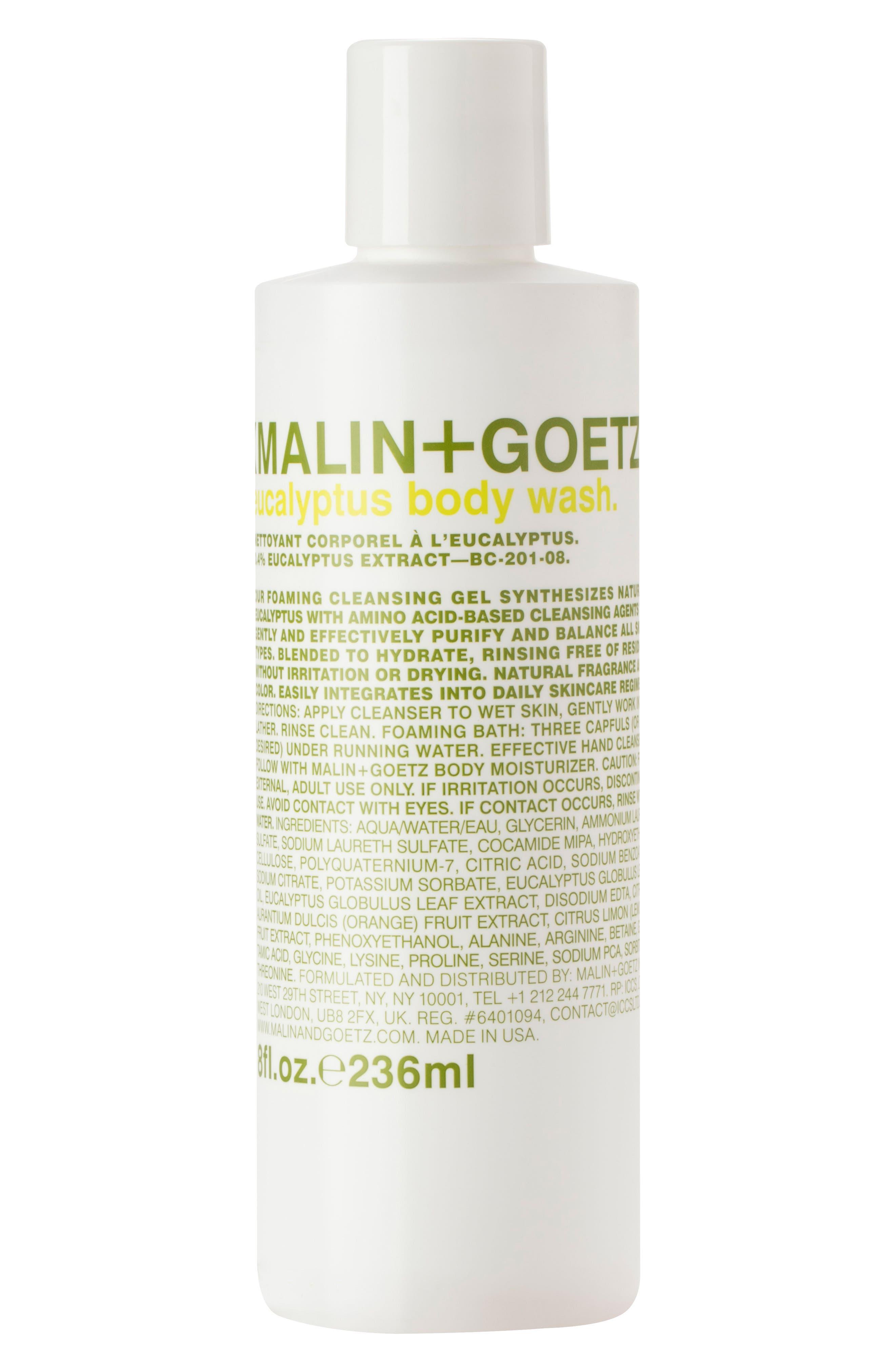 SPACE.NK.apothecary Malin + Goetz Eucalyptus Body Wash