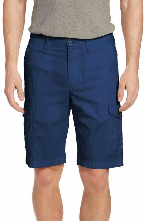 Tommy Bahama Sandbar Ripstop Cargo Shorts (Regular   Big)