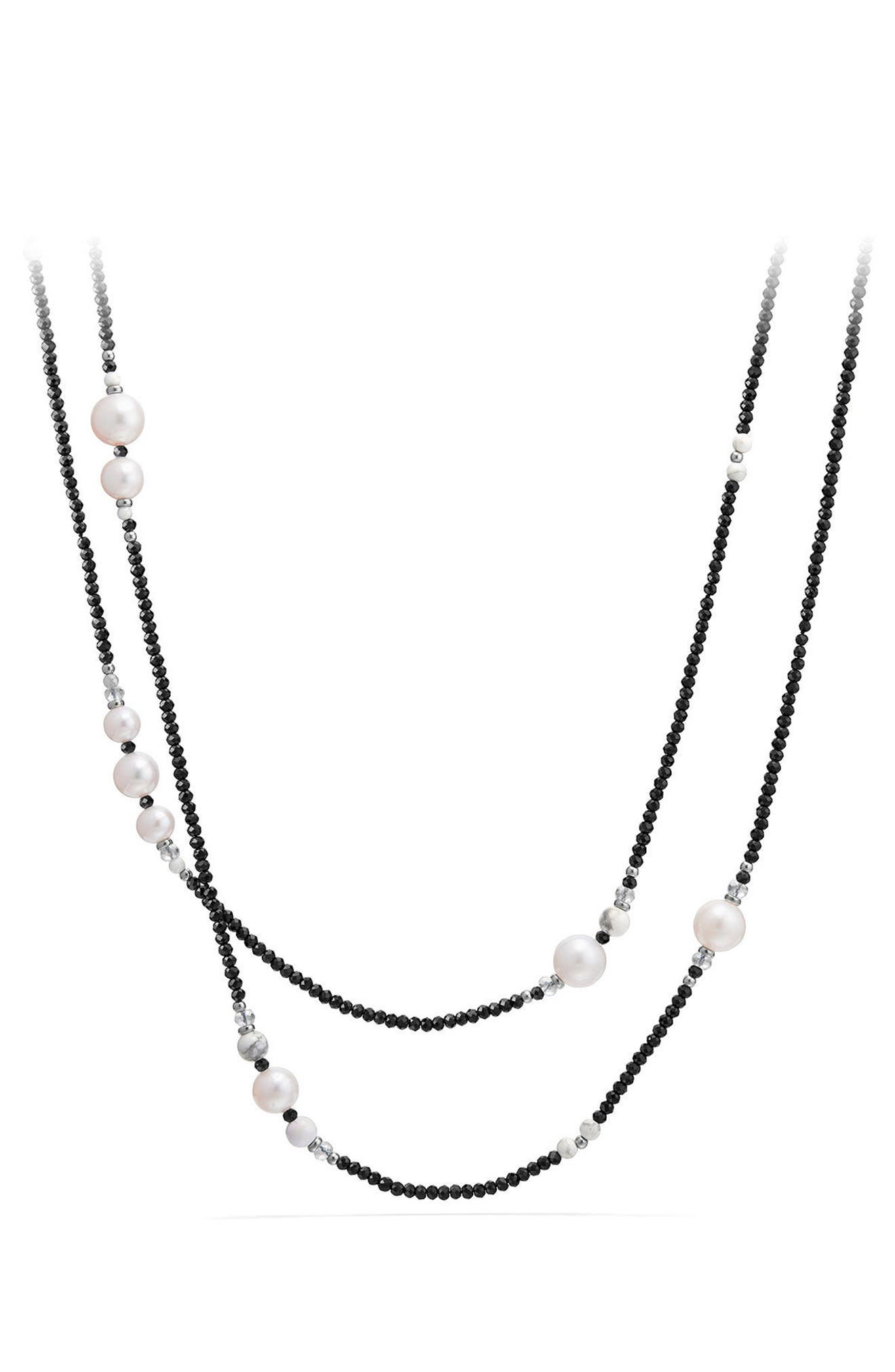 David Yurman Solari - Tweejoux Pearl Necklace