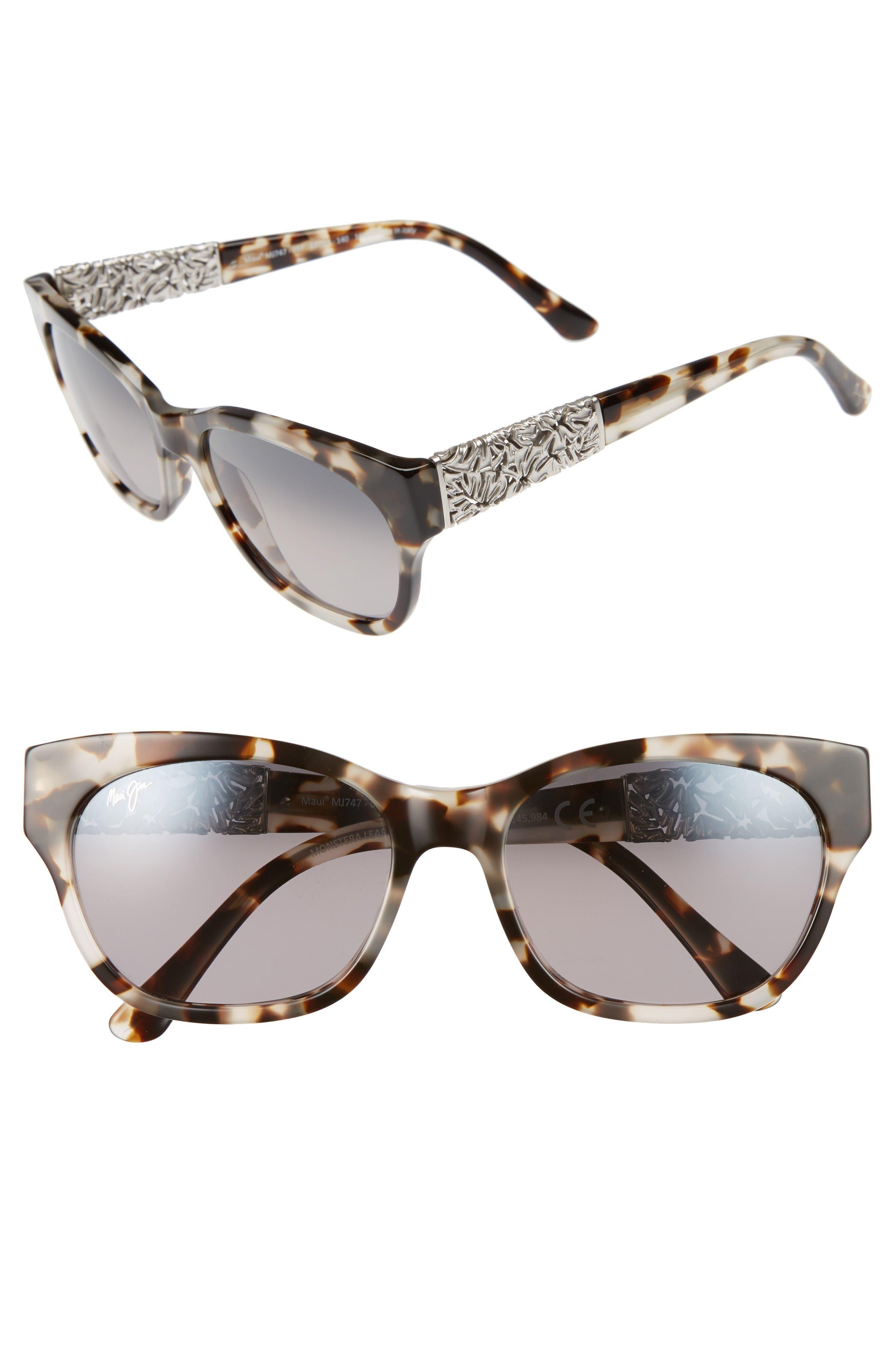 Maui Jim Monstera Leaf 57mm Polarized Sunglasses