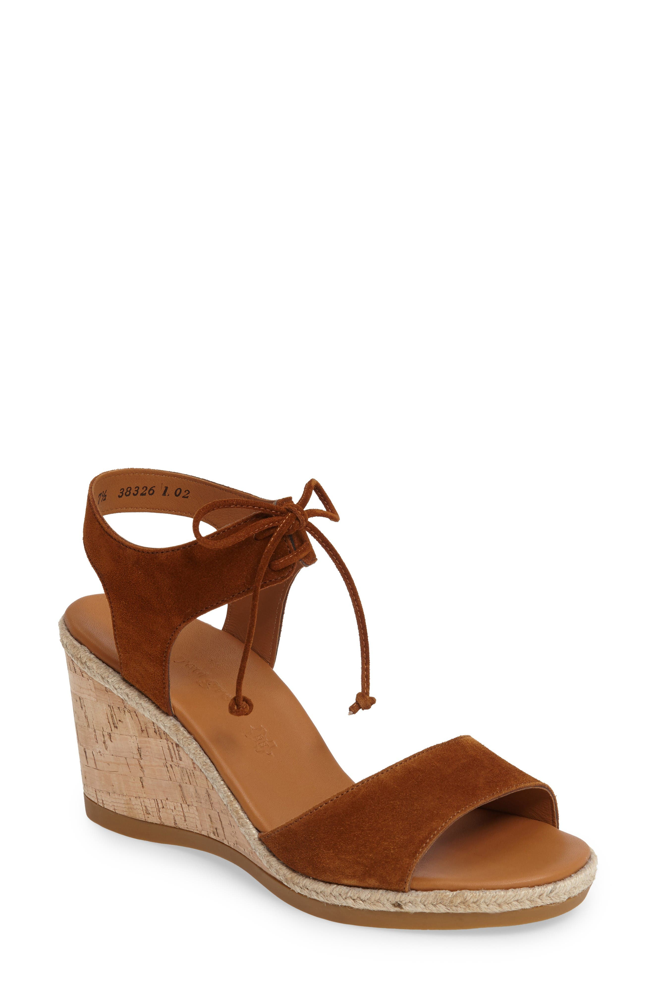 Paul Green Melissa Wedge Sandal (Women)