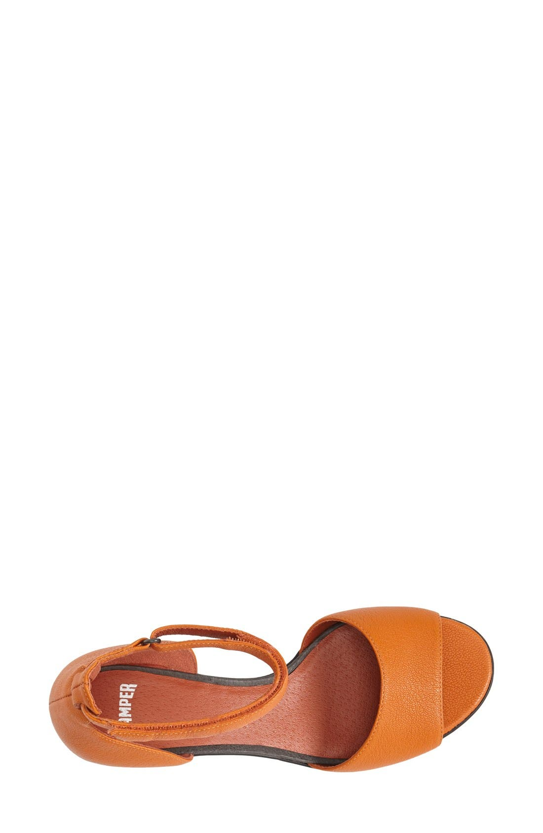 Alternate Image 3  - Camper 'Beth' Ankle Strap Sandal (Women)